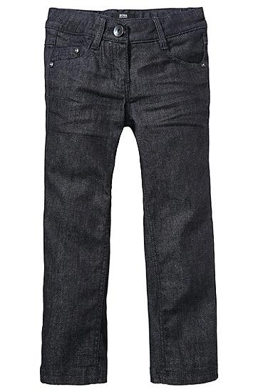 Kids-Jeans ´J14140` aus Baumwoll-Mix, Dunkelblau
