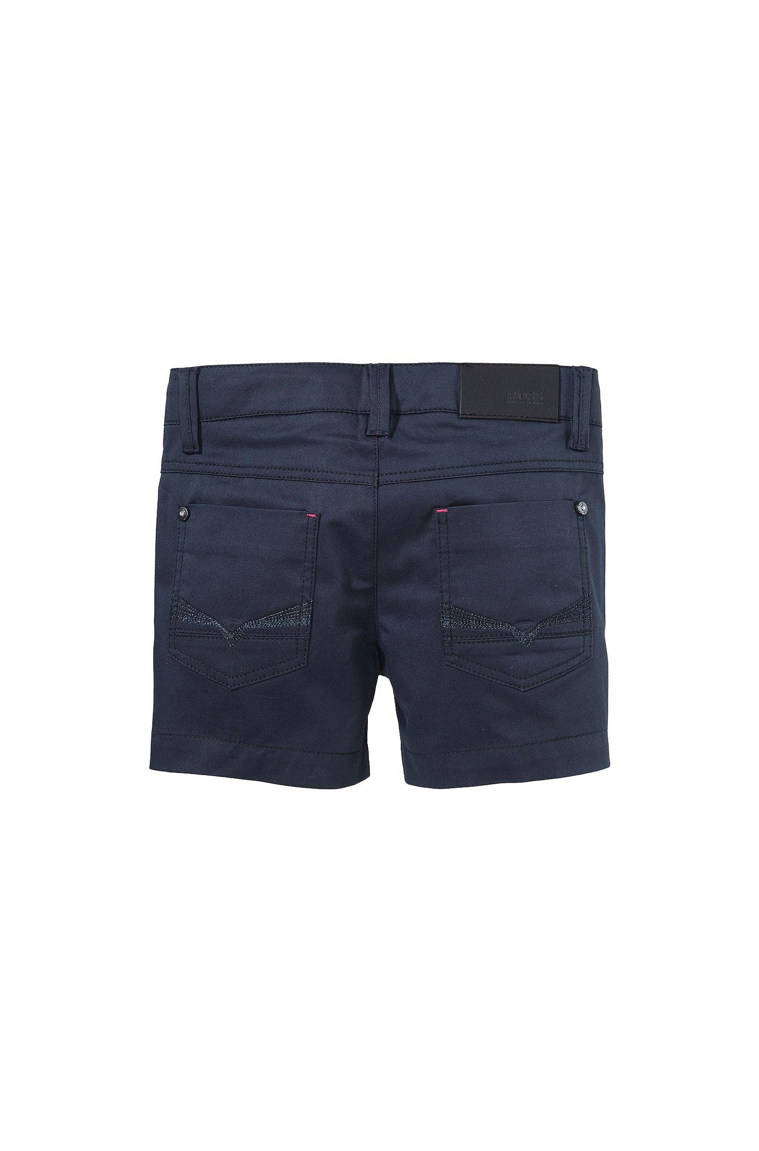 Kids-Shorts ´J14142` aus Baumwoll-Mix