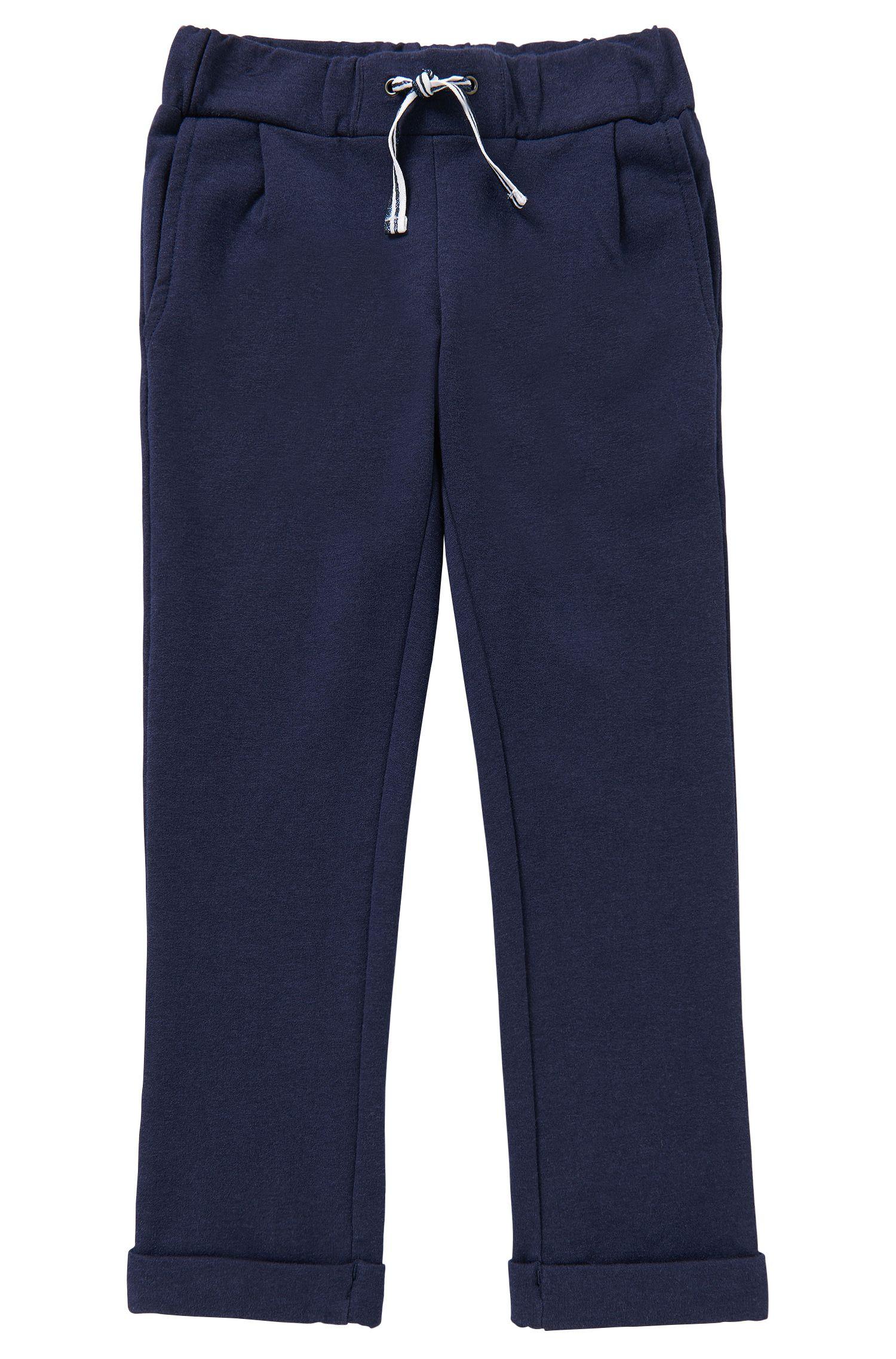Pantalon de jogging en viscose mélangée: «J14158»
