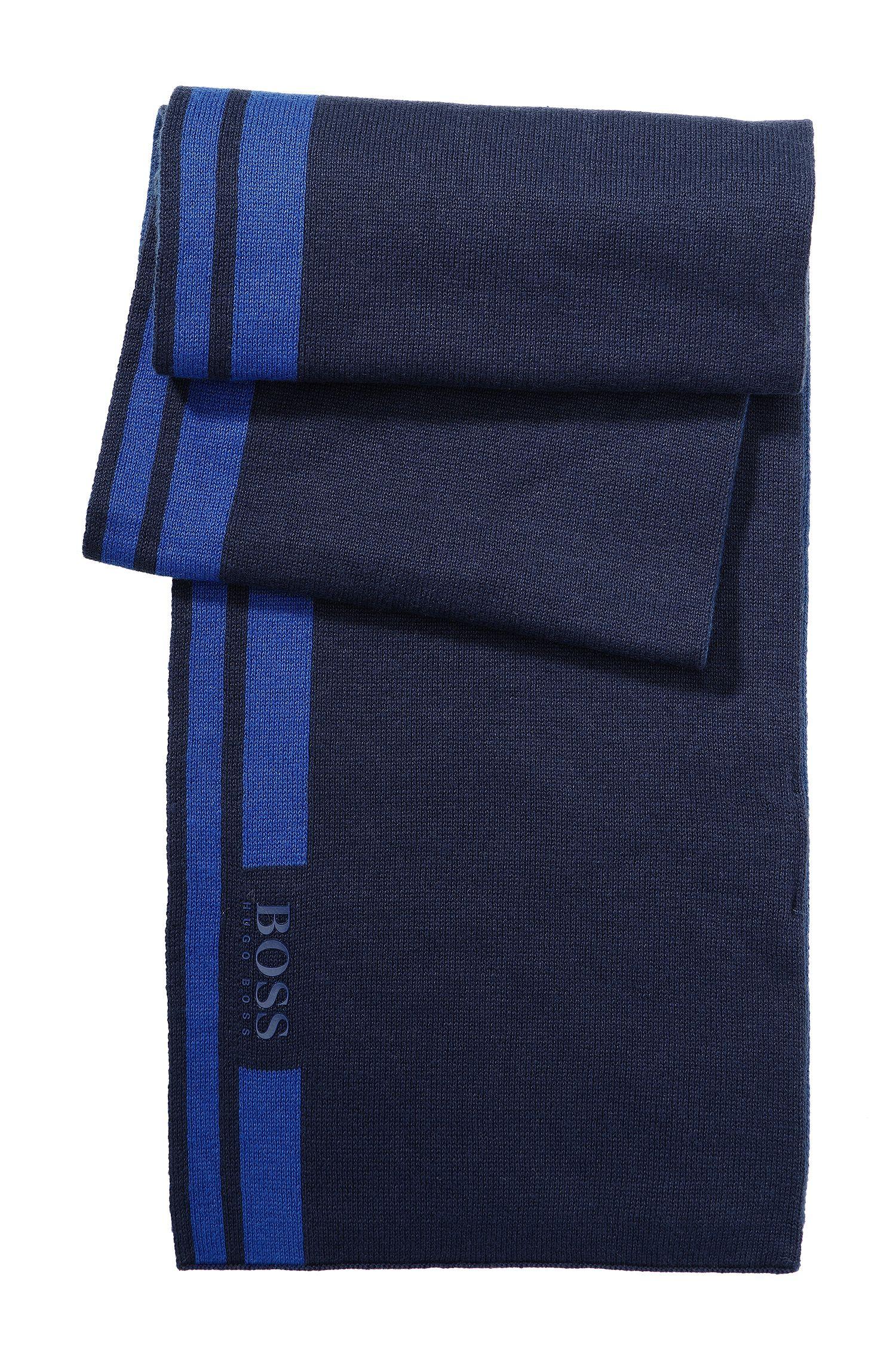 Écharpe en maille pour enfant «J21128» en coton mélangé