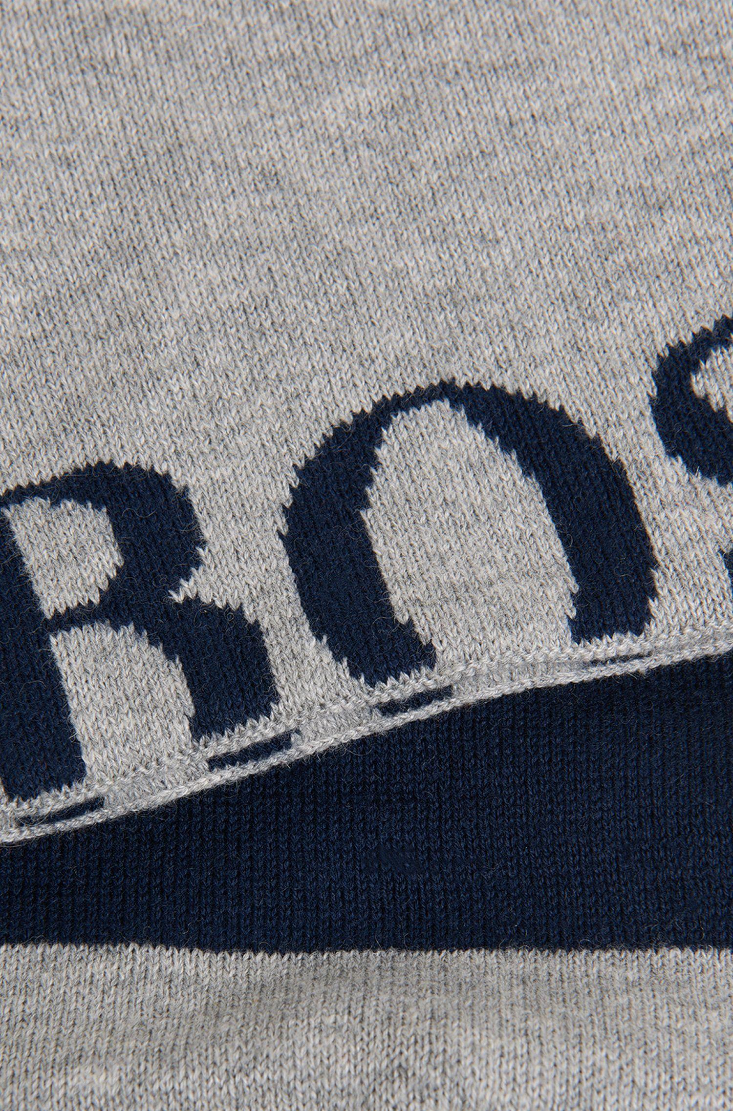 Écharpe pour enfant en coton mélangé: «J21144»