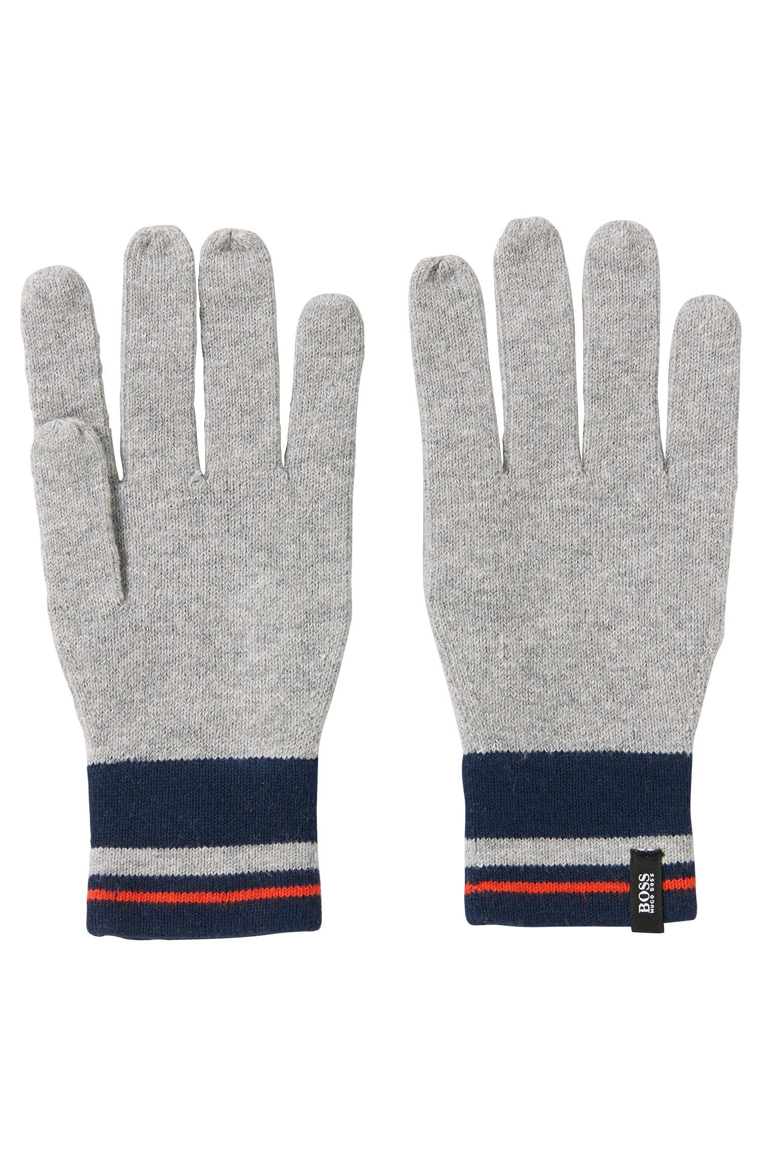 Kids Handschuhe aus Baumwoll-Mix: 'J21146'
