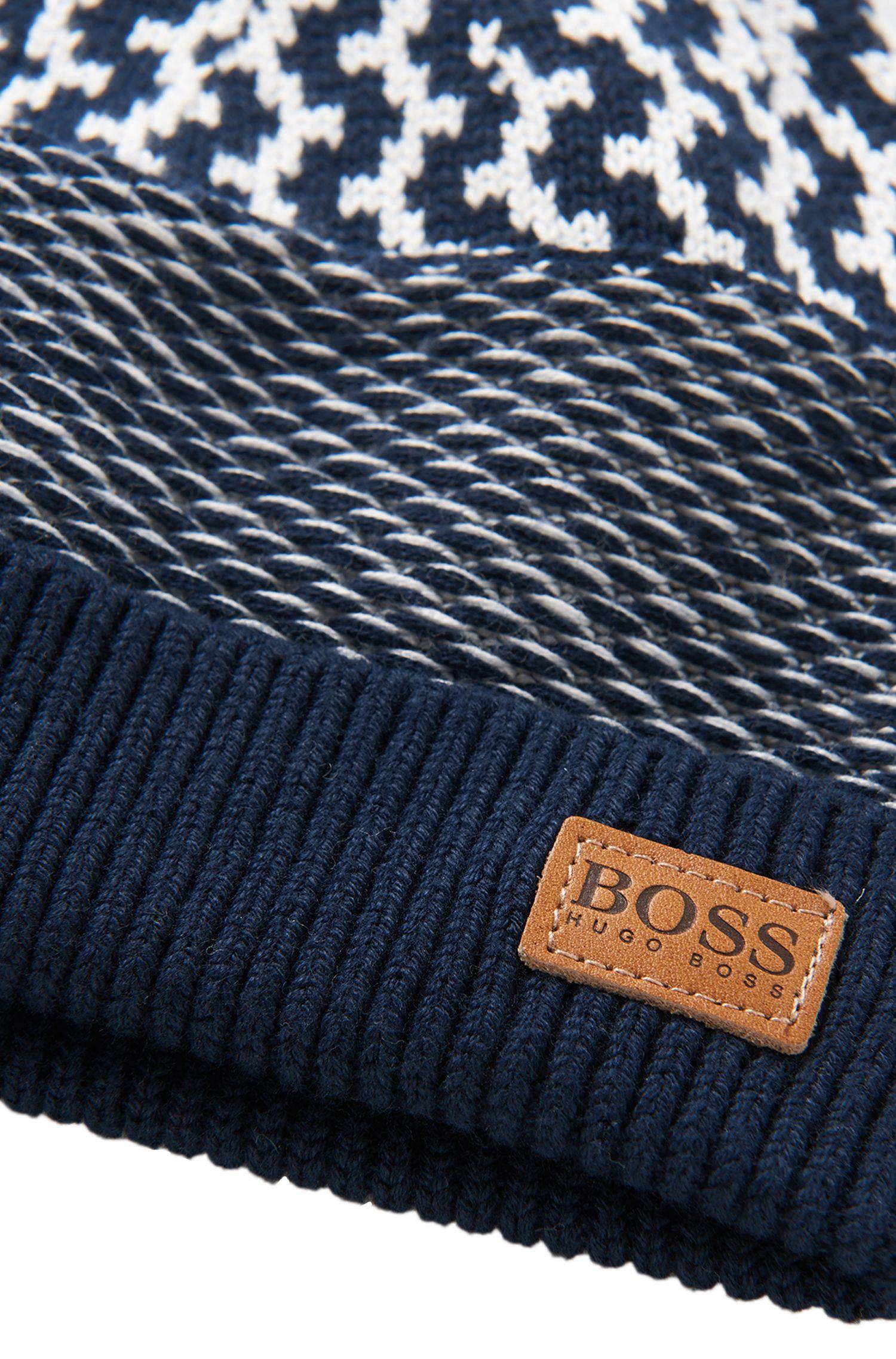 Bonnet en coton: «J21152»