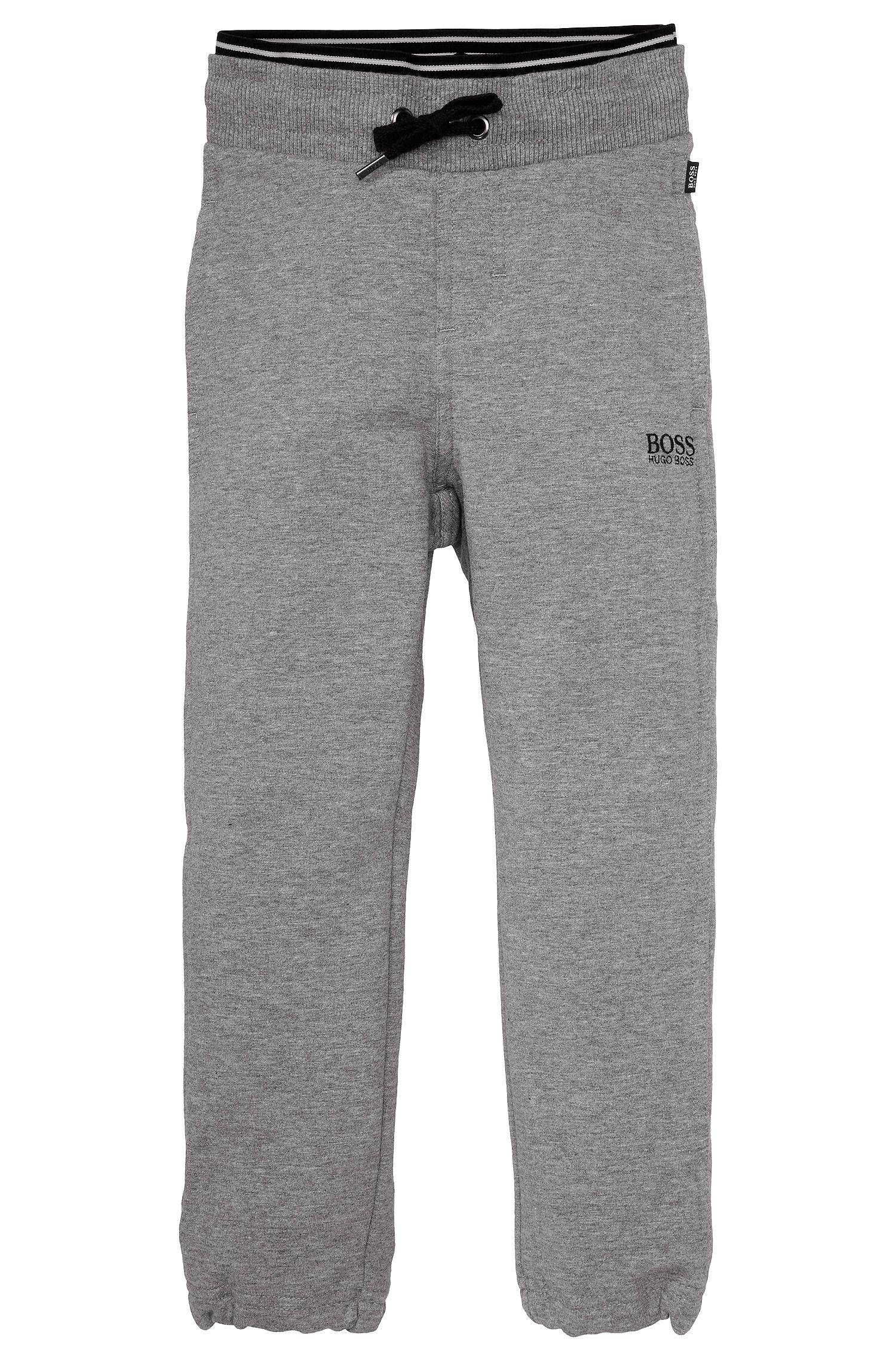 Pantalon de jogging pour enfants «J24300» en coton mélangé