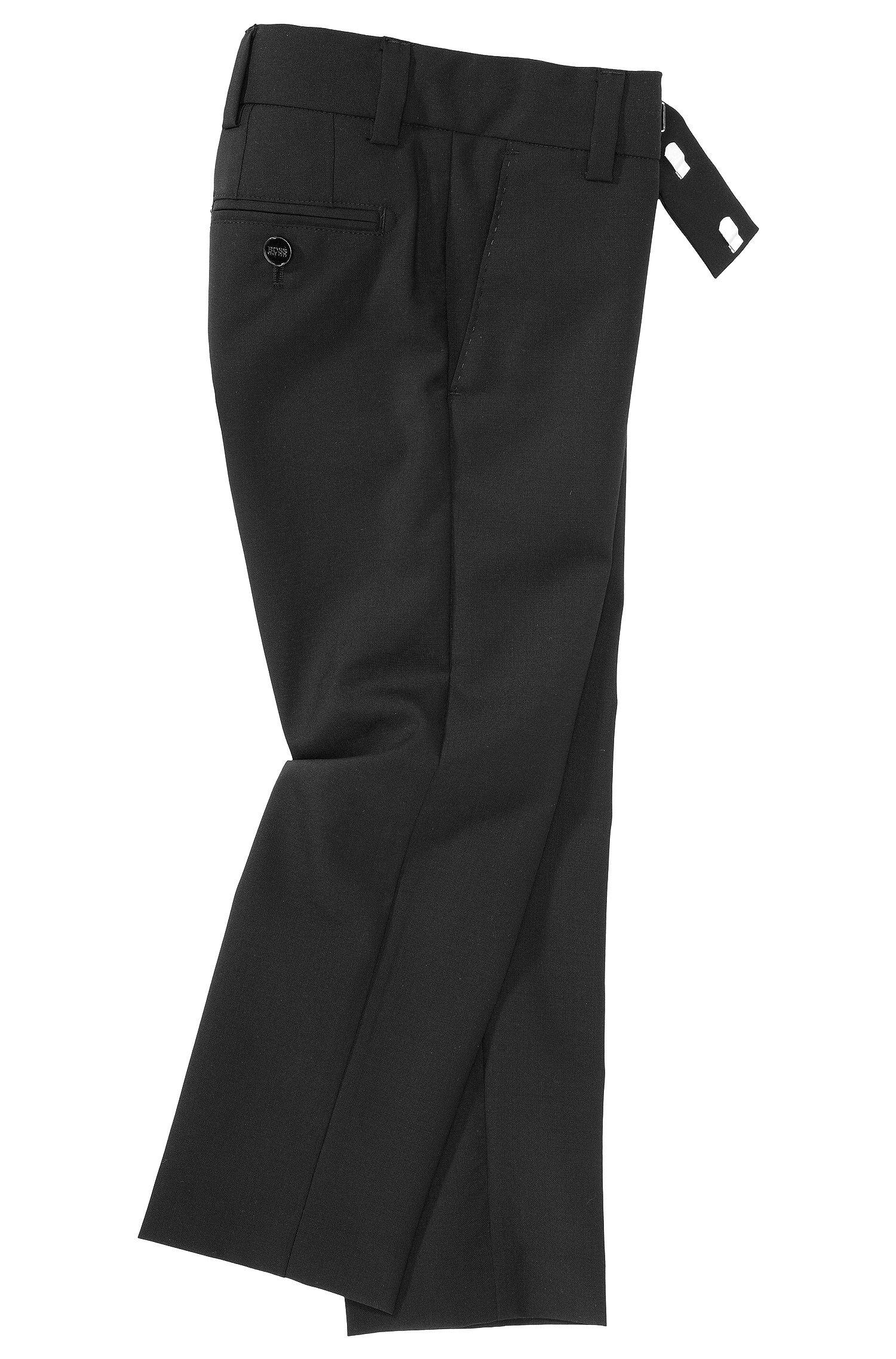 Pantalon pour enfants «J24307» en laine