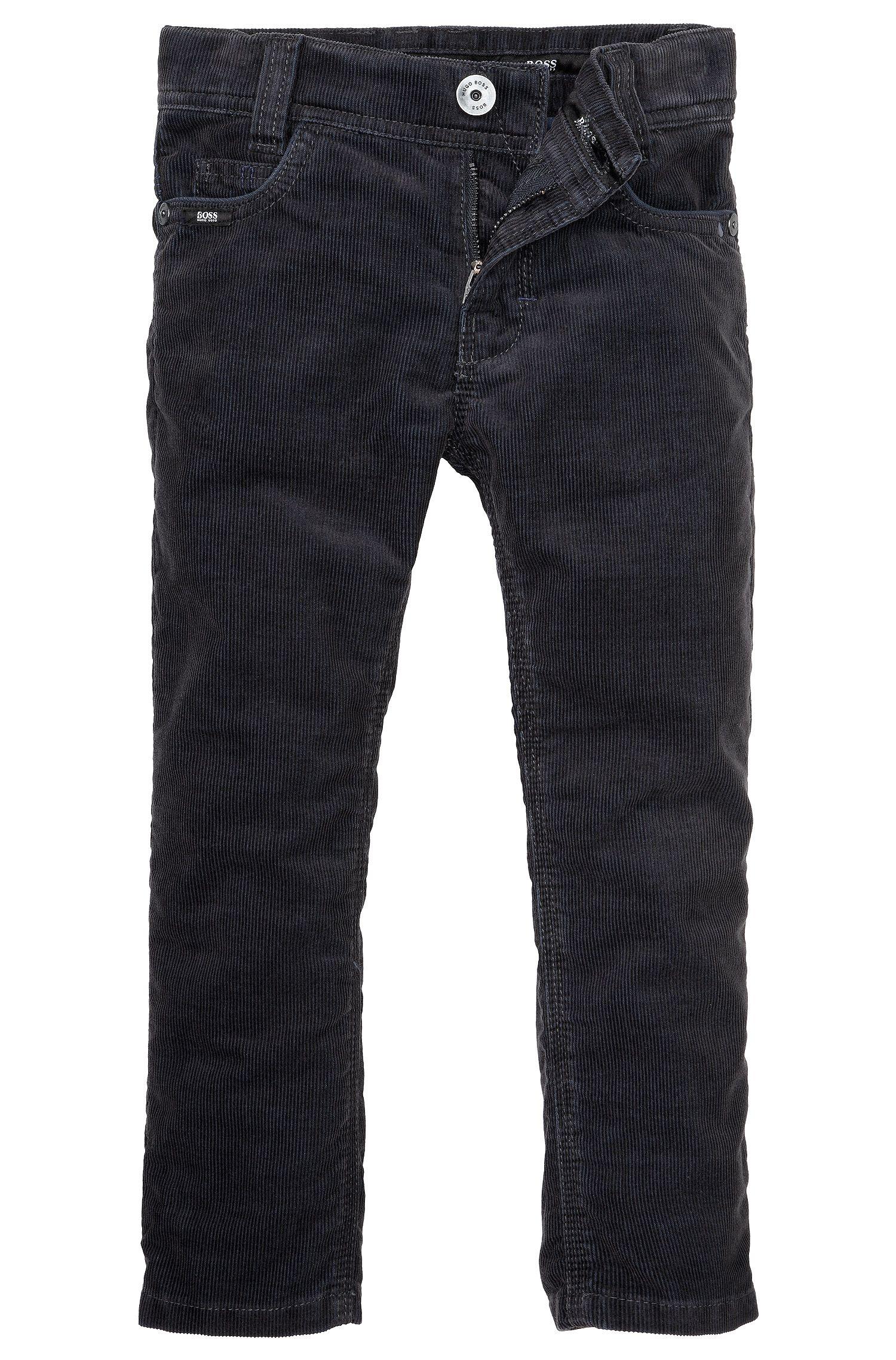 Pantalon pour enfants «J24314» en coton