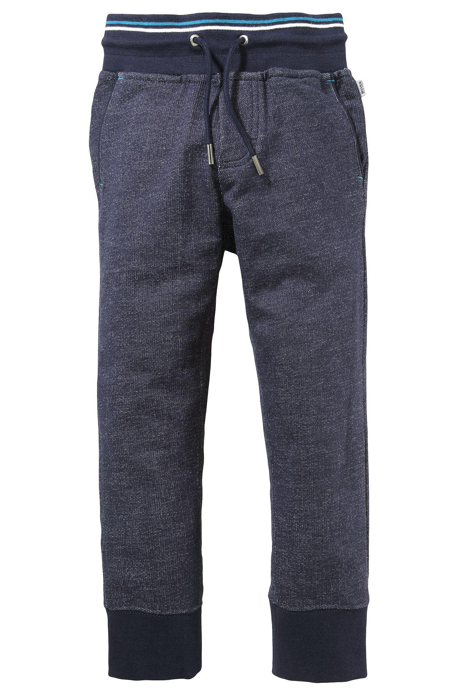 Pantalon de jogging pour enfant «J24338» en coton