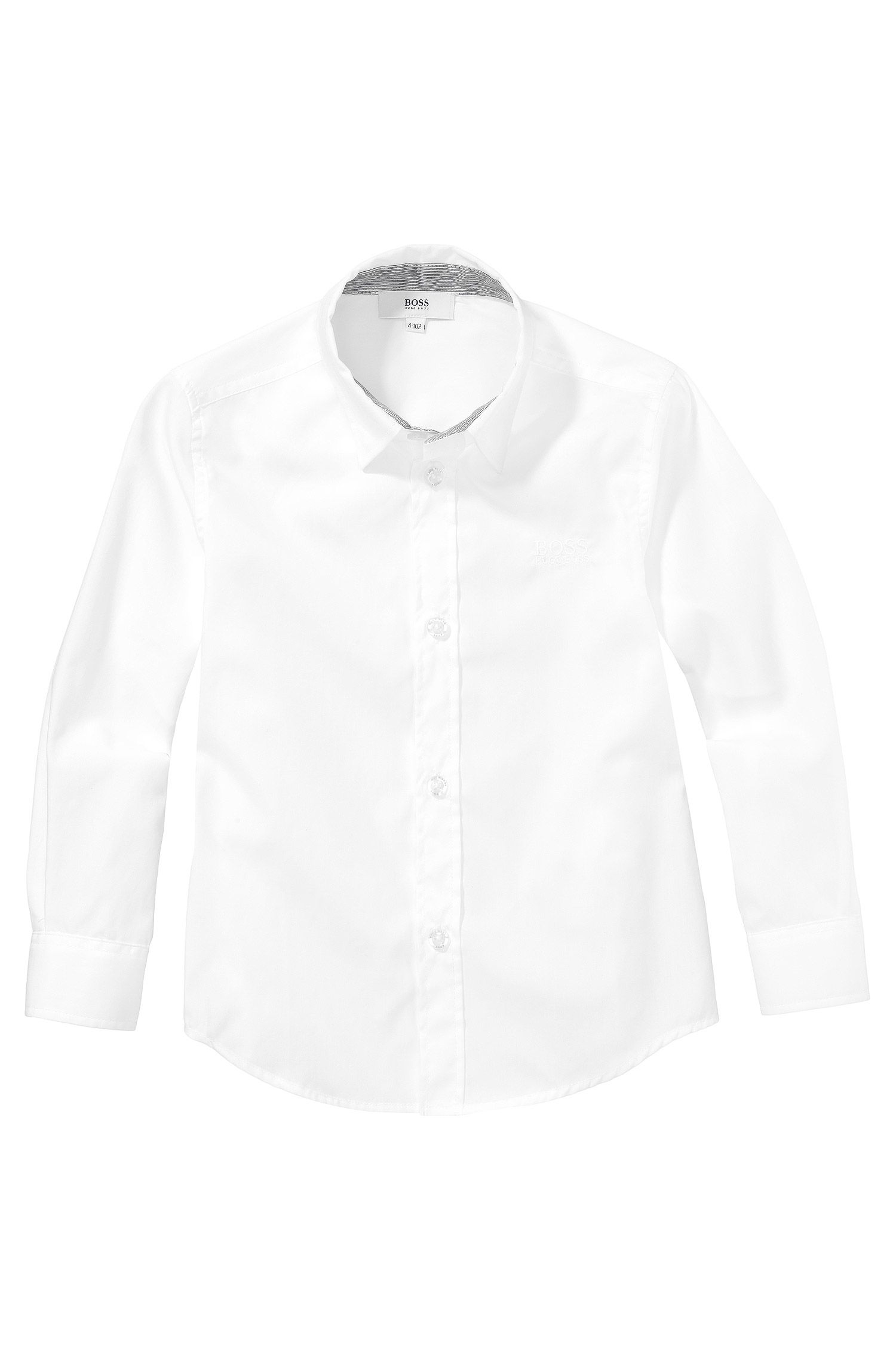 Chemise pour enfant «J25472» en coton