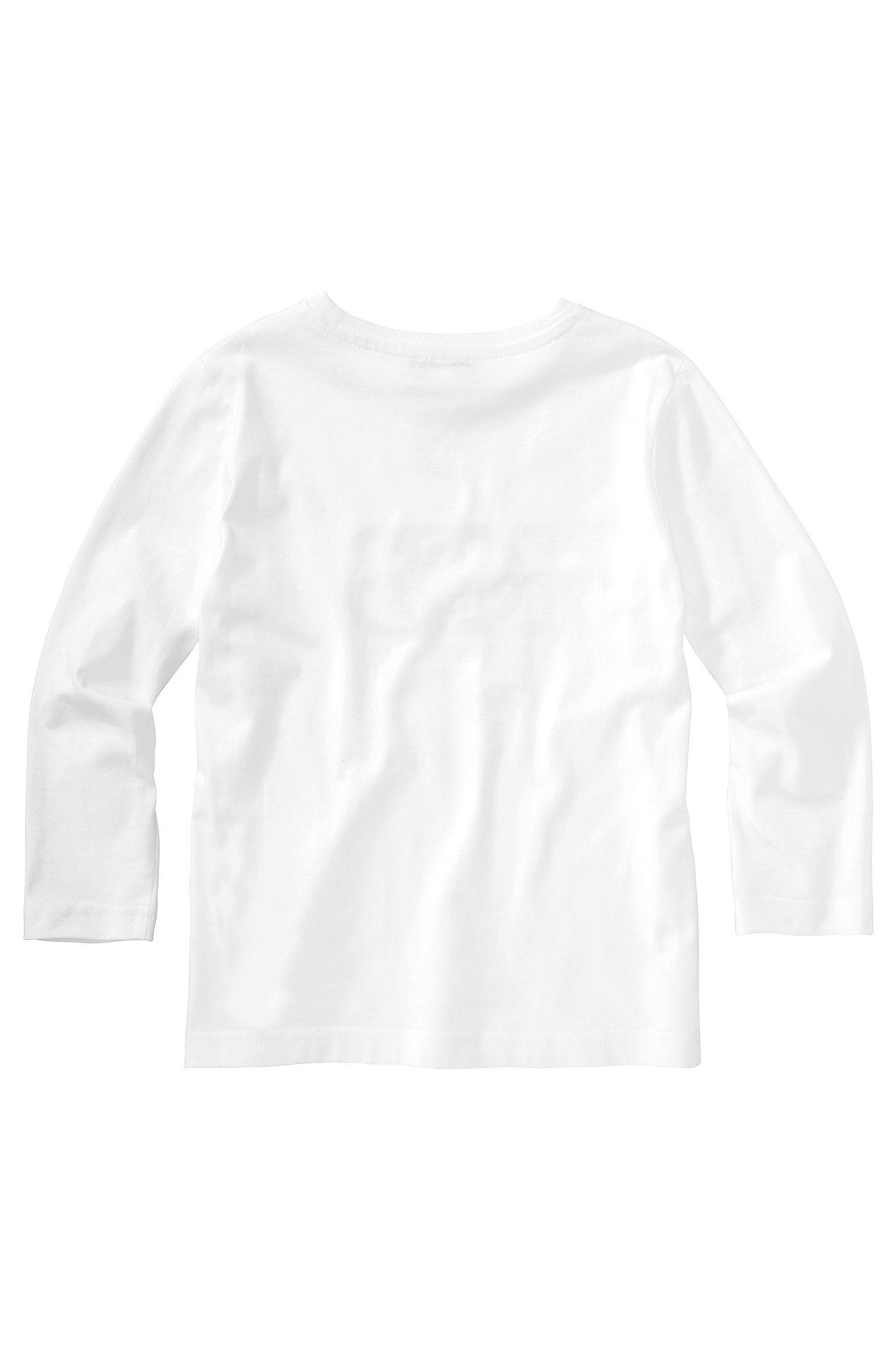 Kids-Longsleeve ´J25708` aus Baumwolle
