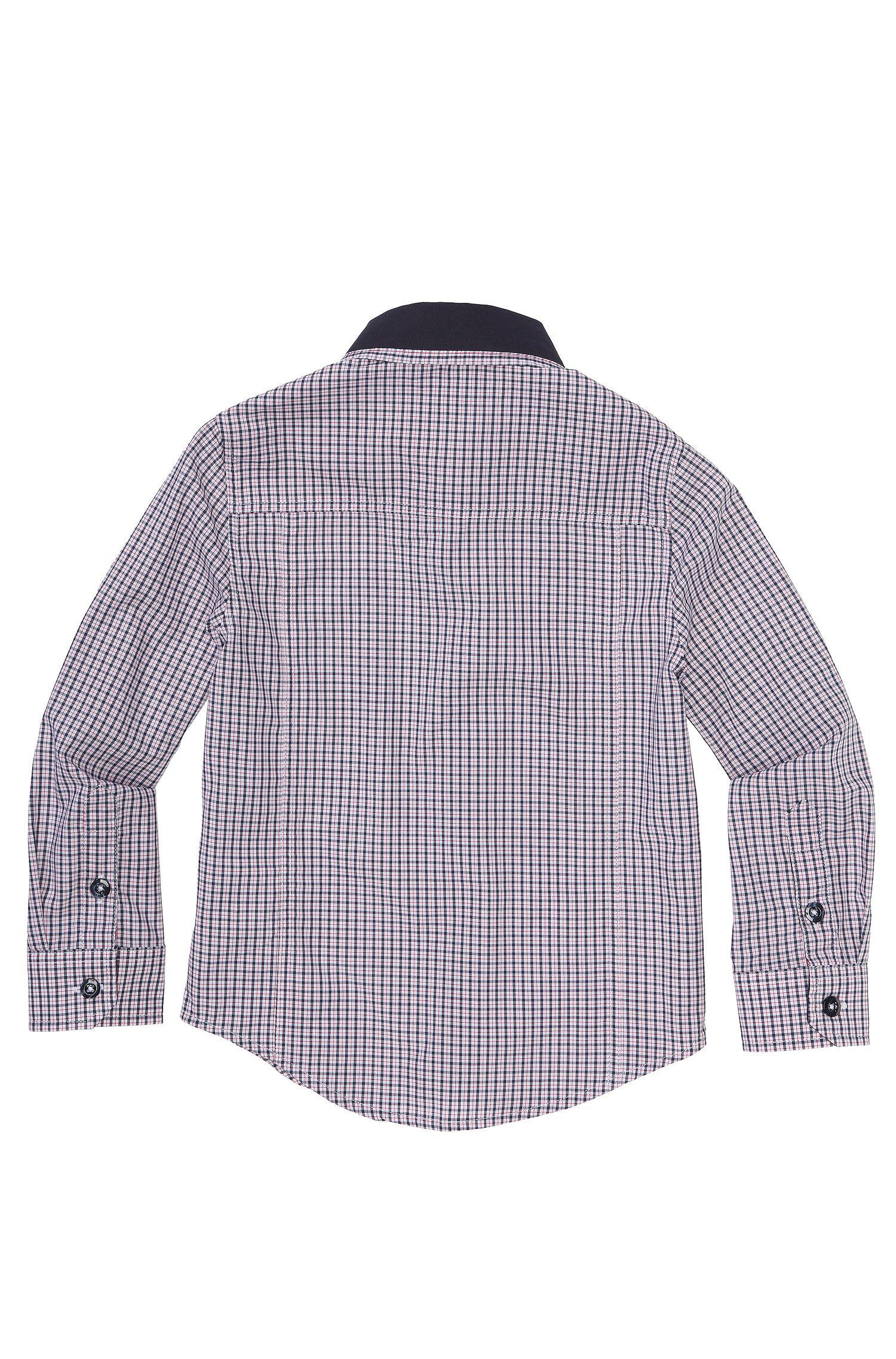 Kids-Hemd ´J25727` aus Baumwolle