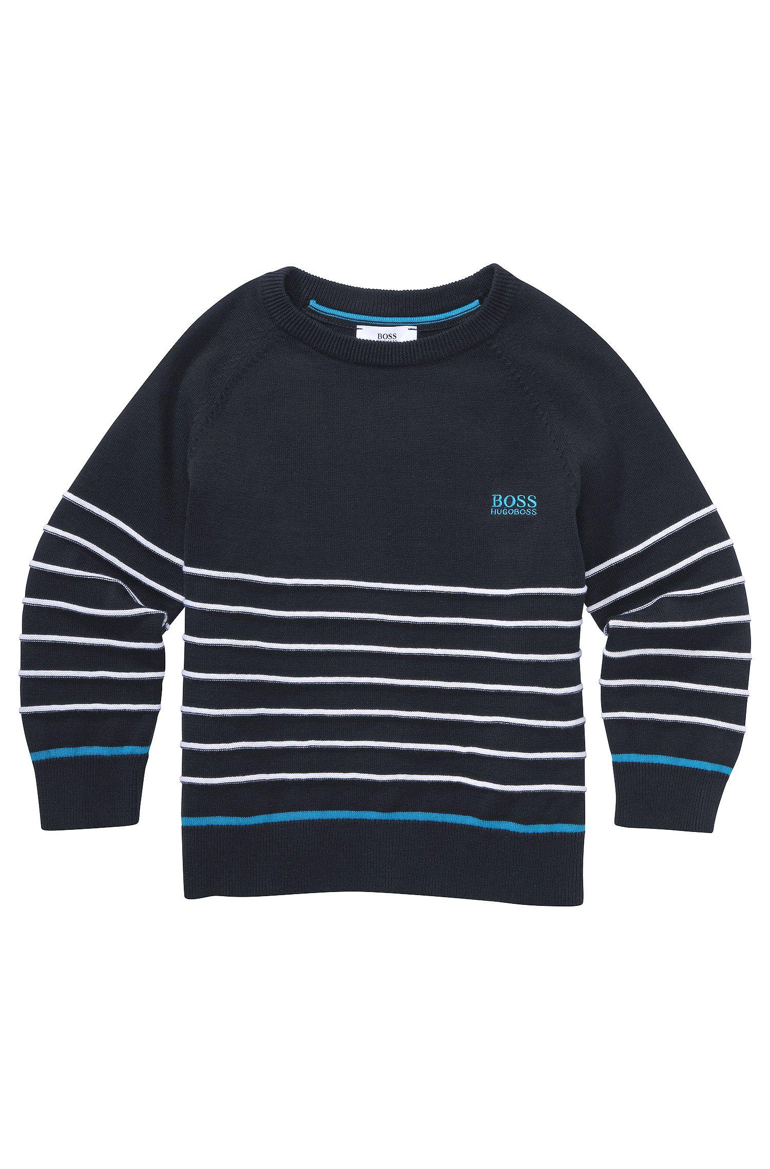 Kids-Pullover ´J25772` aus Baumwolle