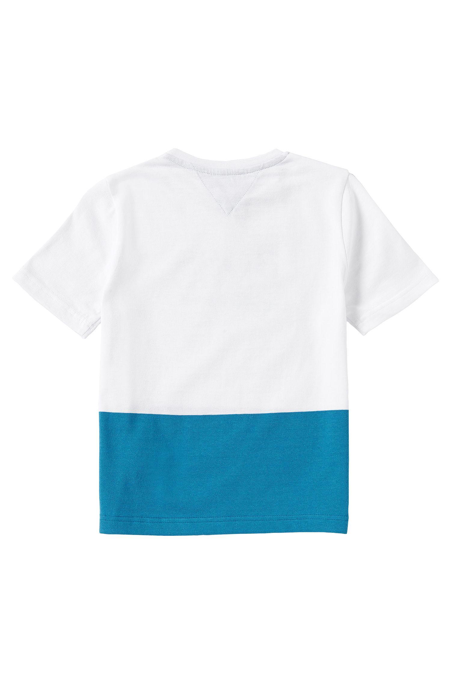 Kinder-T-shirt 'J25785' van katoen