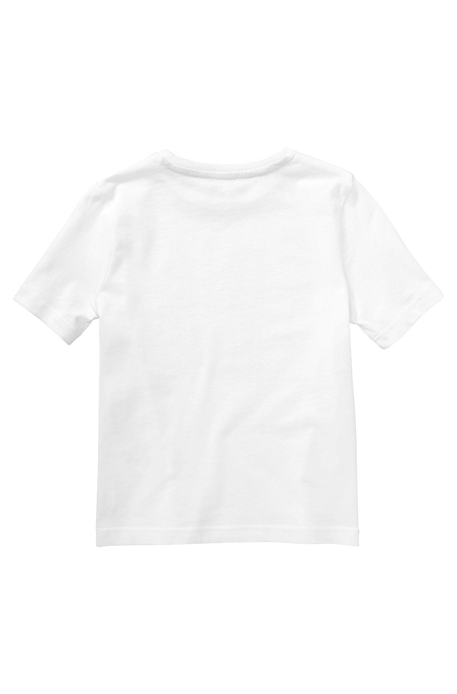 Kinder-T-shirt 'J25796' van katoen