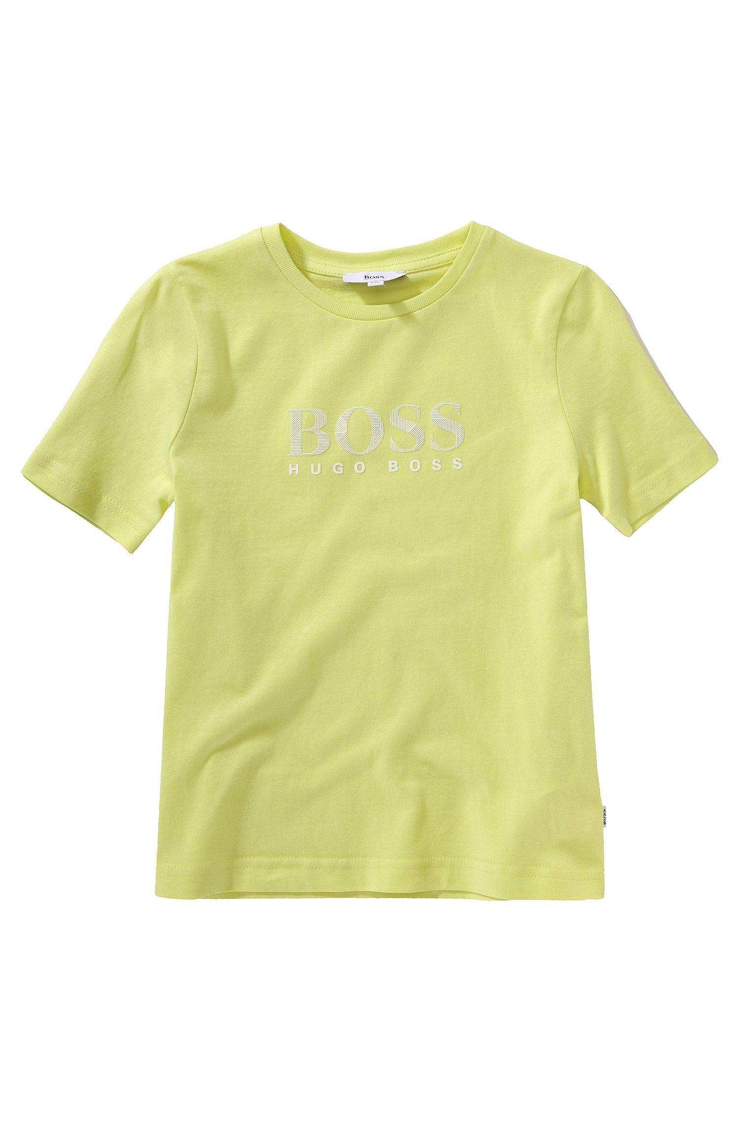 Kinder-T-shirt 'J25803' van katoen