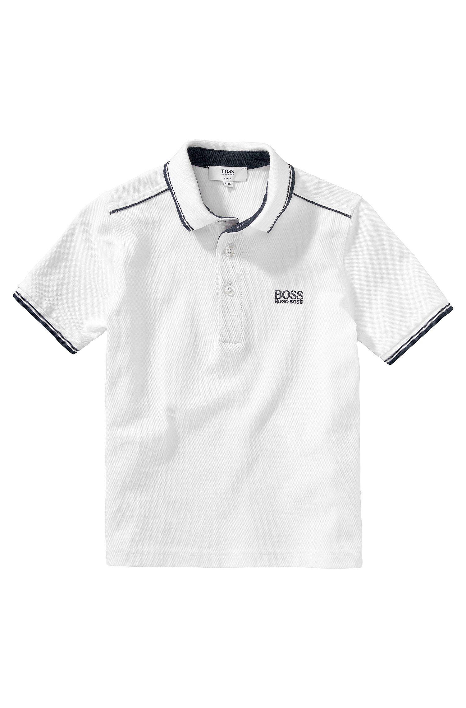 Polo pour enfant «J25807» en coton