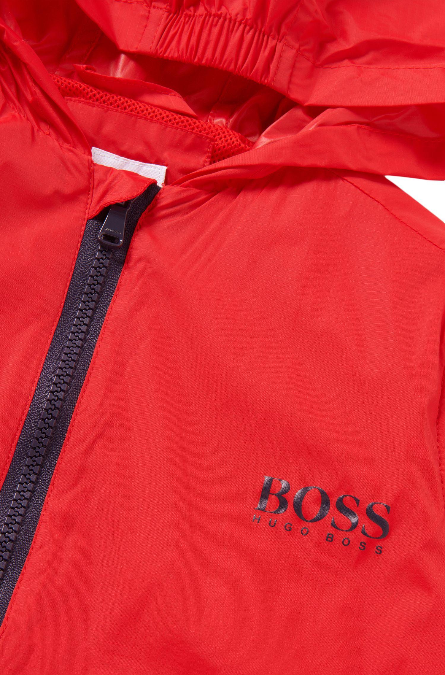 Kids-Jacke aus elastischem Baumwoll-Mix: 'J26280'