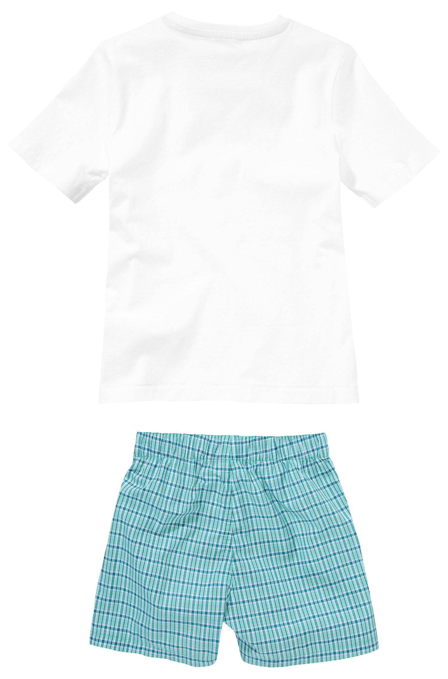 Pyjama pour enfant «J2K036» en coton