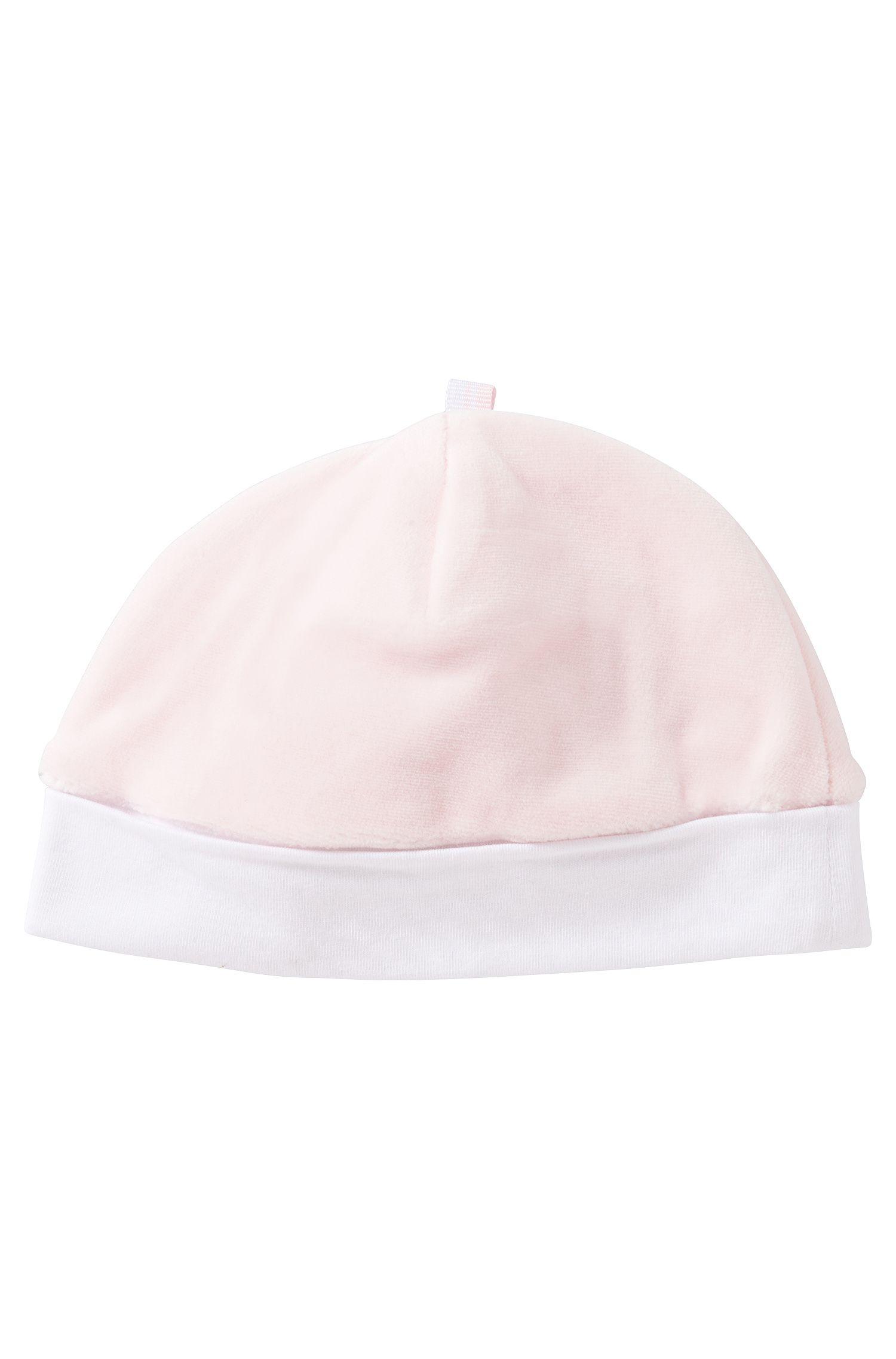 Kids-Mütze aus Baumwoll-Mix: 'J91051'