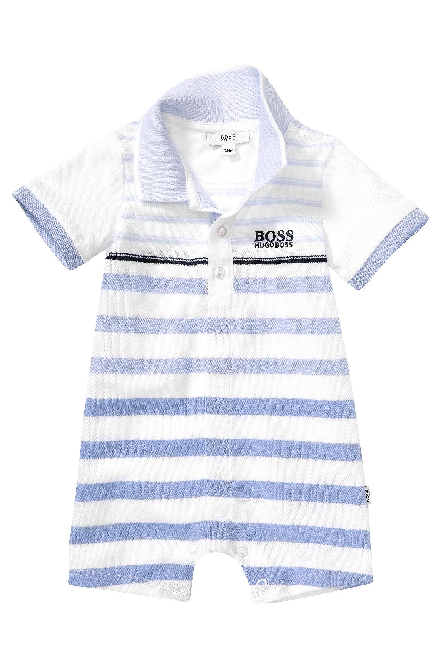 Body pour bébé «J94108» en coton mélangé