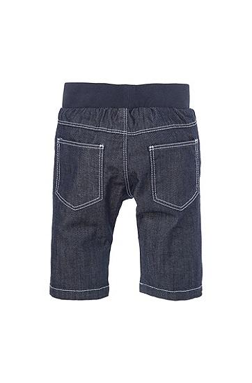 Kids-Jeans ´J94113` aus Baumwoll-Mix, Dunkelblau