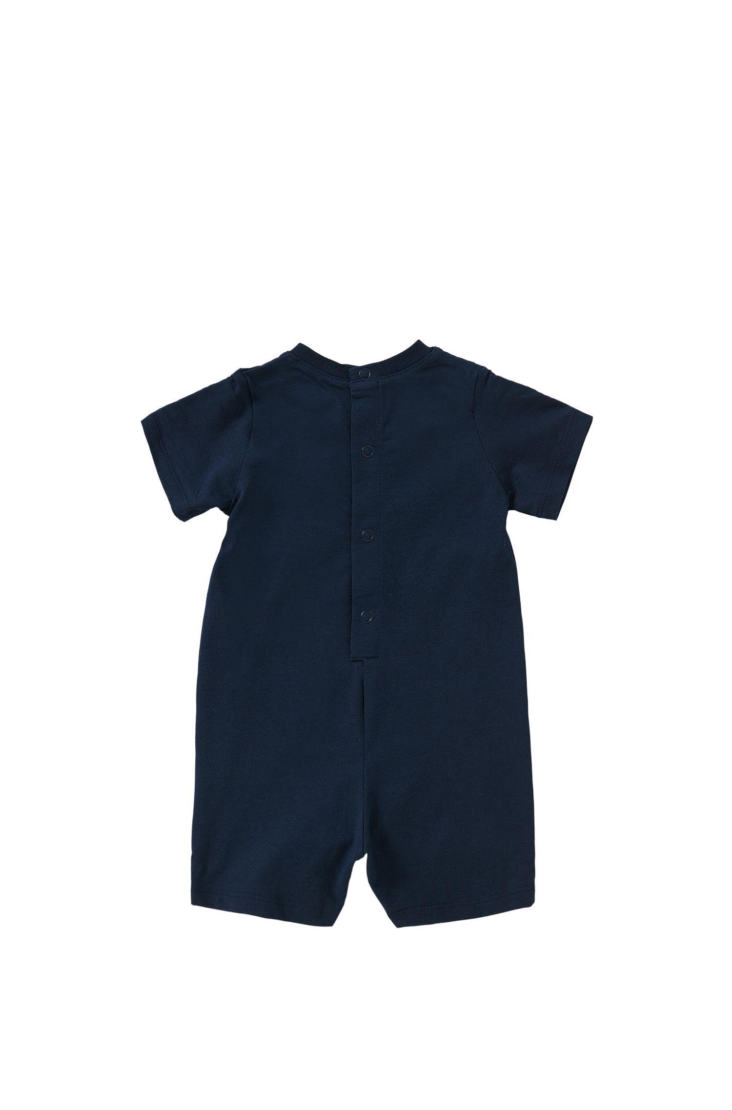 Kurzer Baby-Spieler aus Baumwolle: 'J94157'