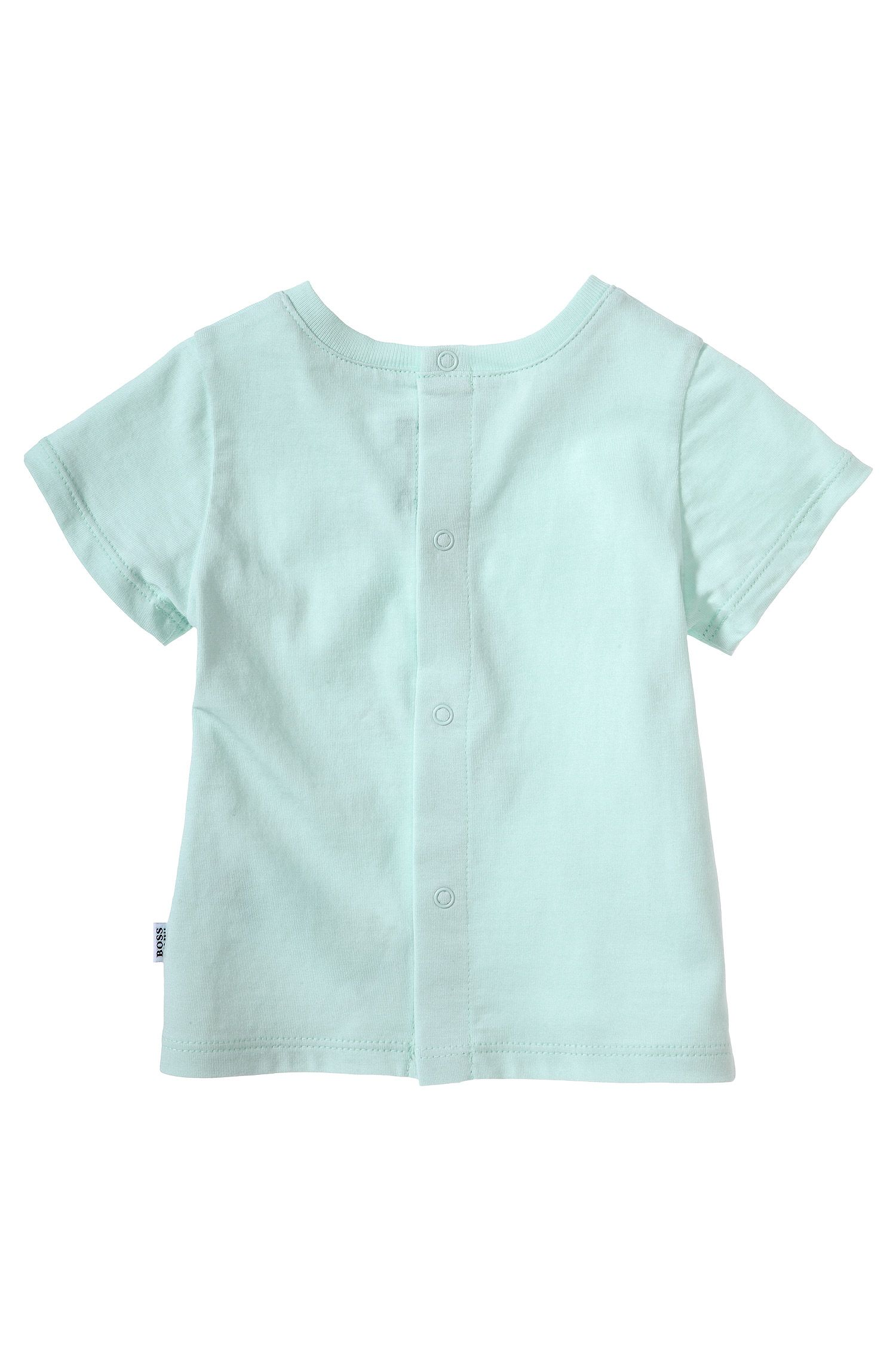 T-shirt pour enfants «J95145» en coton