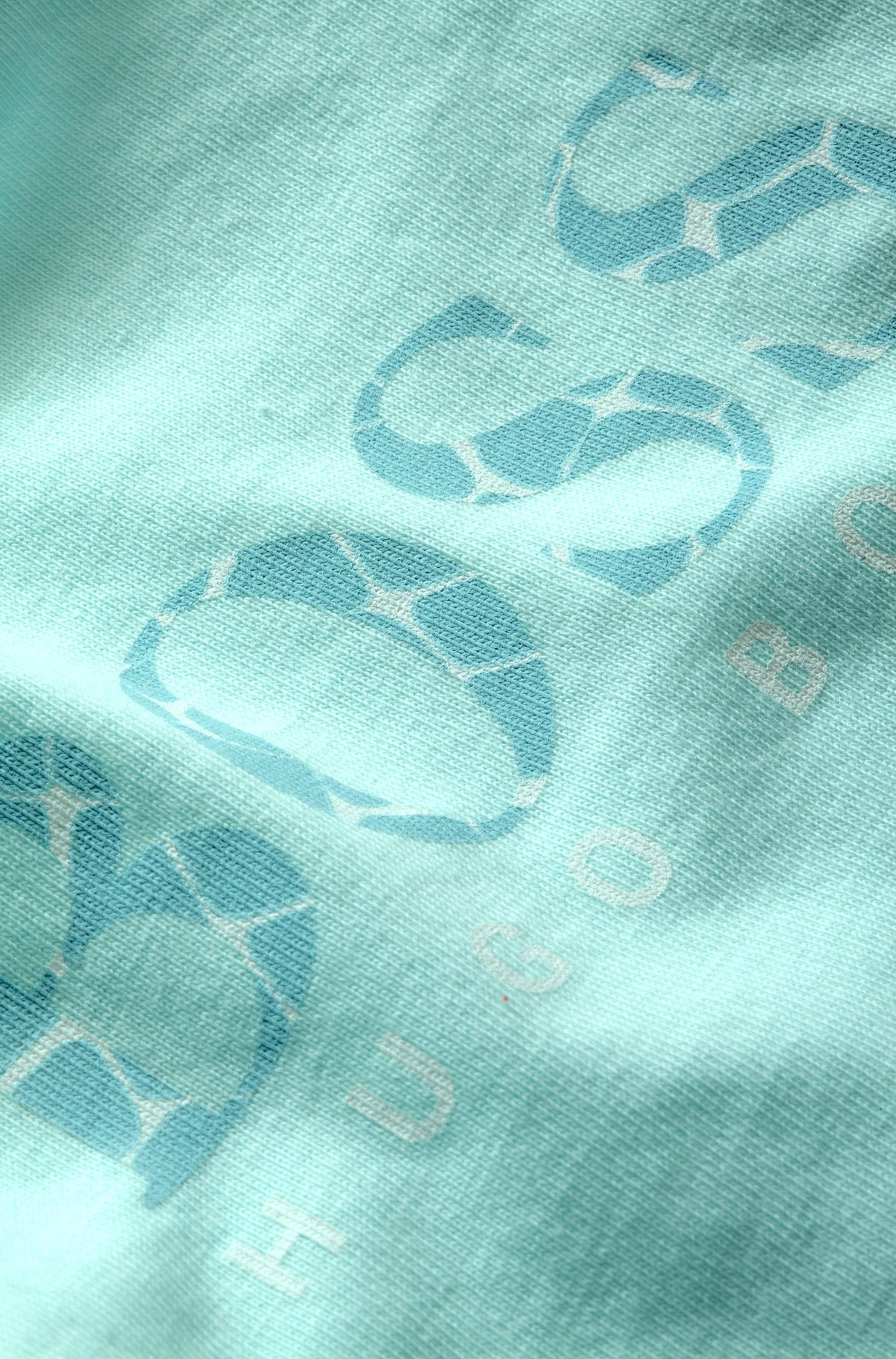 Kinder-T-shirt 'J95147' van katoen