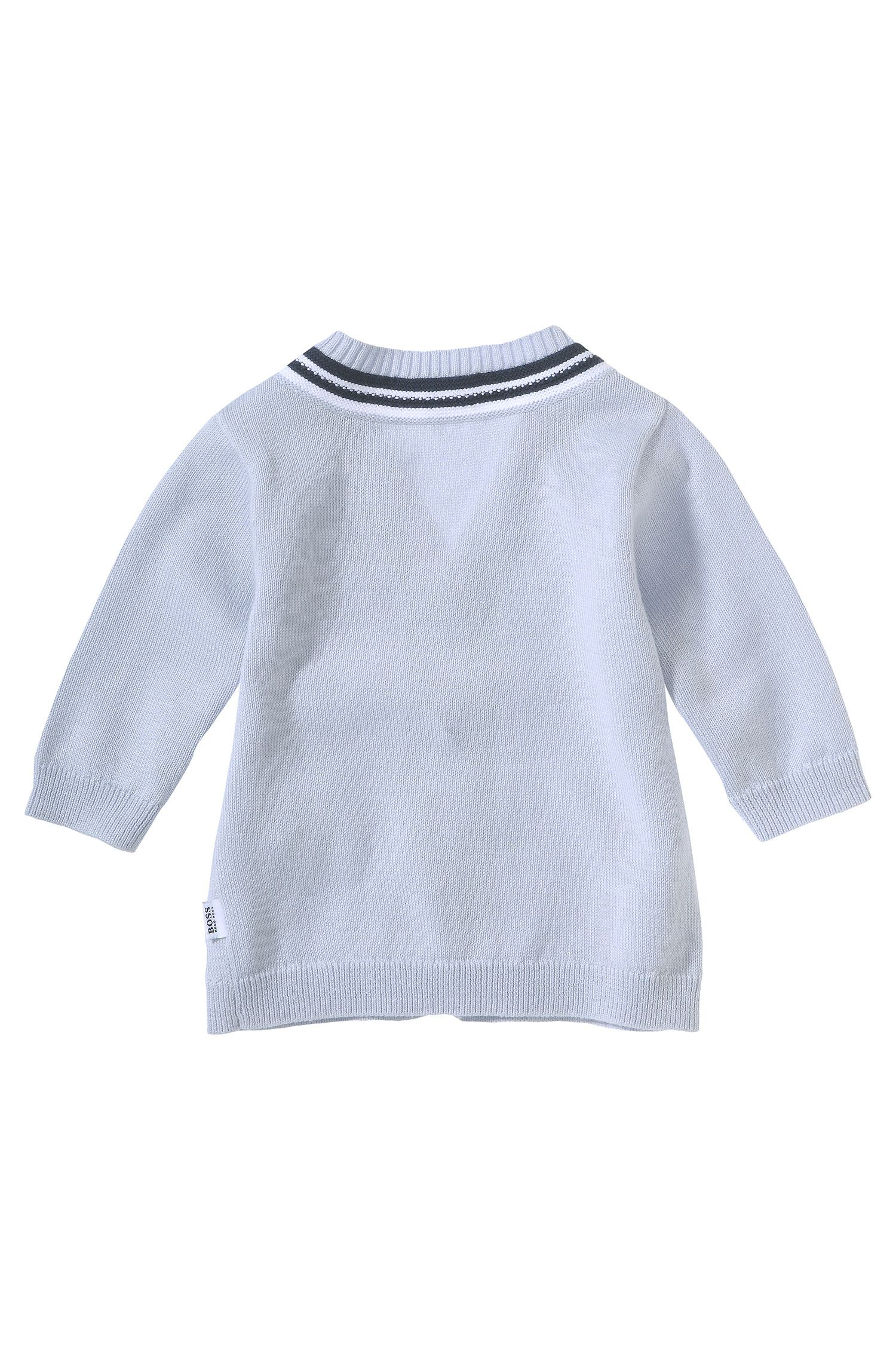 Kids-Strickjacke ´J95150` aus Baumwolle