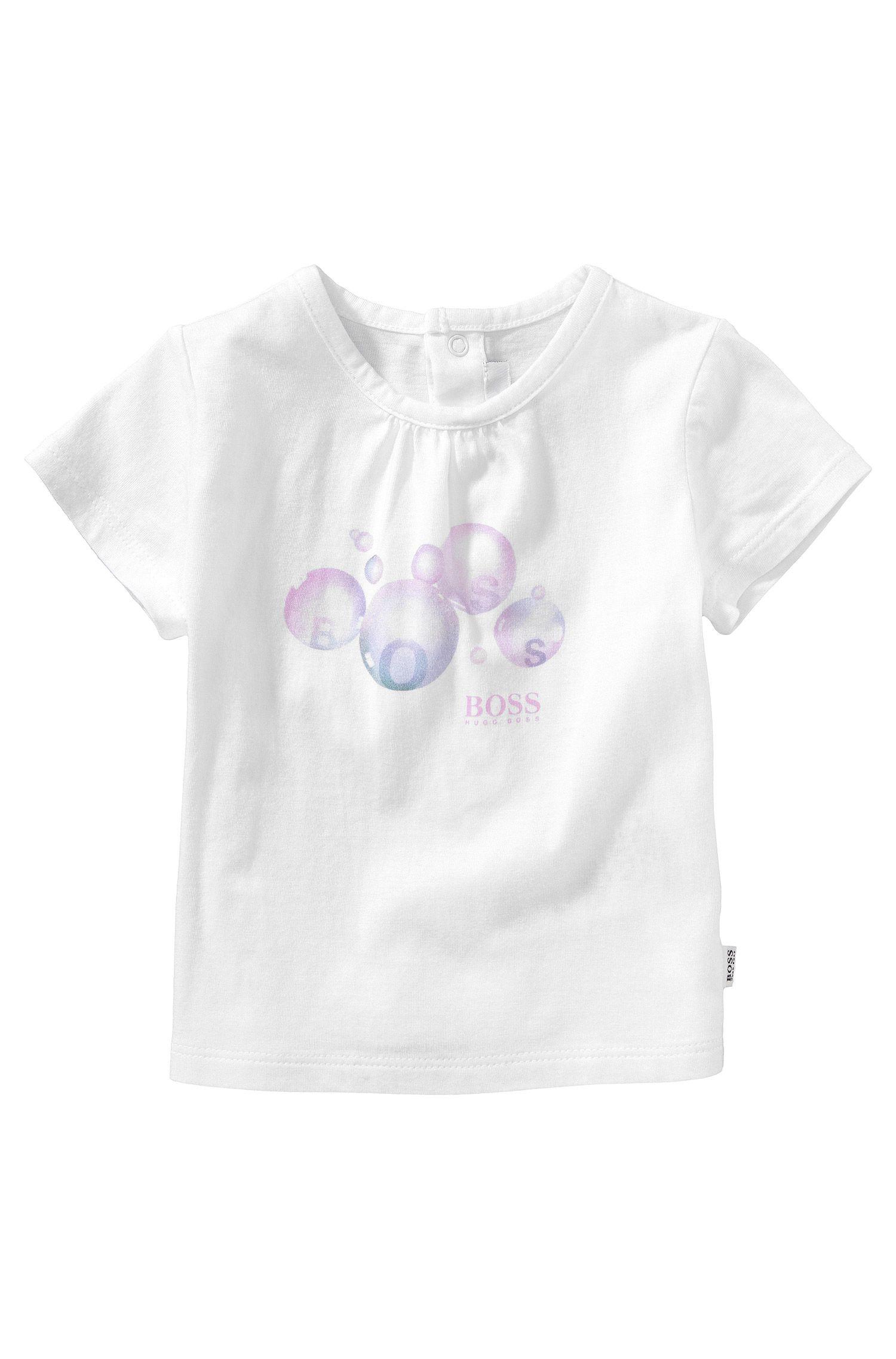 T-shirt pour bébé «J95152» en coton