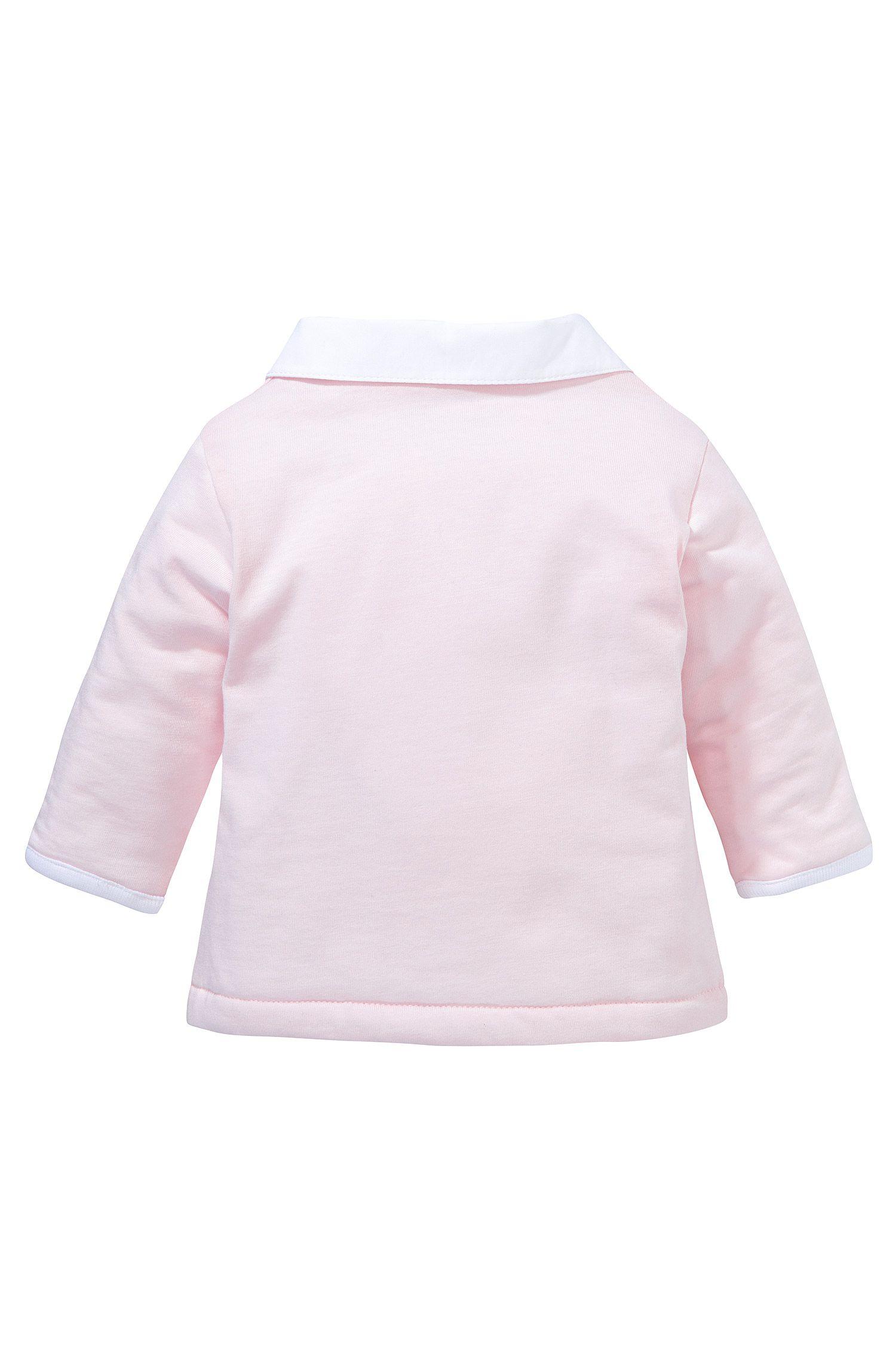 Kindersweatshirtjas 'J95153' van katoen