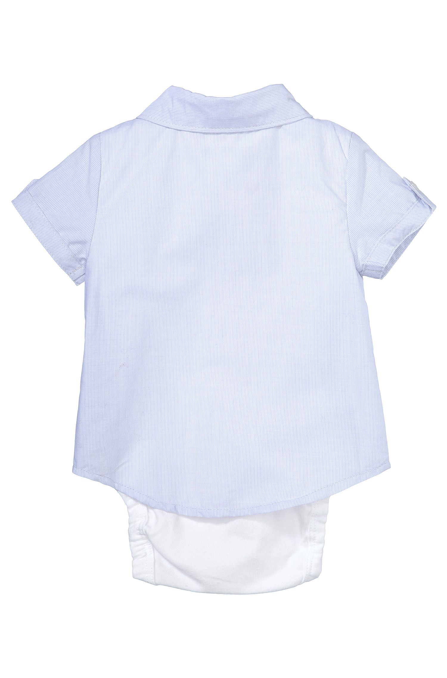 Kids-Hemd-Body ´J97080` aus Baumwolle