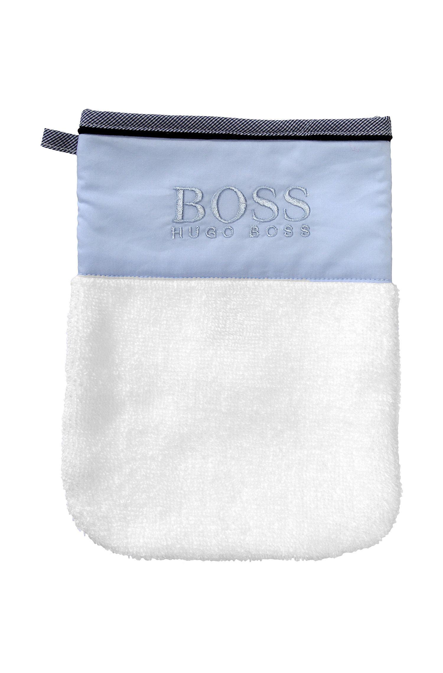 Serviette à capuche et gant de toilette «J98114 »