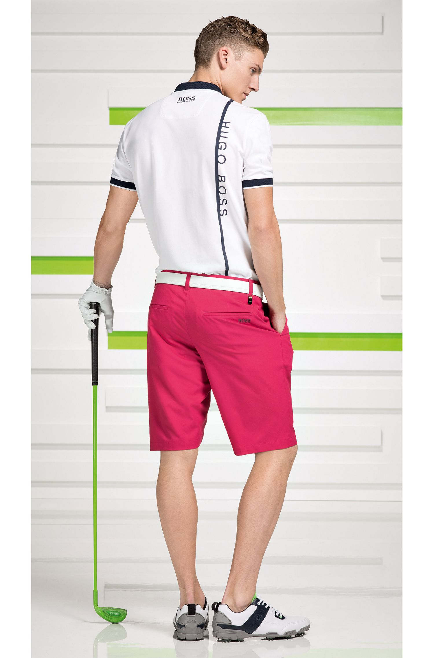 Regular-Fit Golf-Shorts ´Hayler 7`