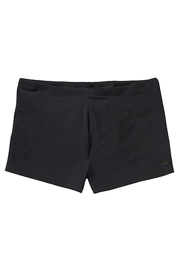'Oyster BM' | Stretch Swim Briefs, Black