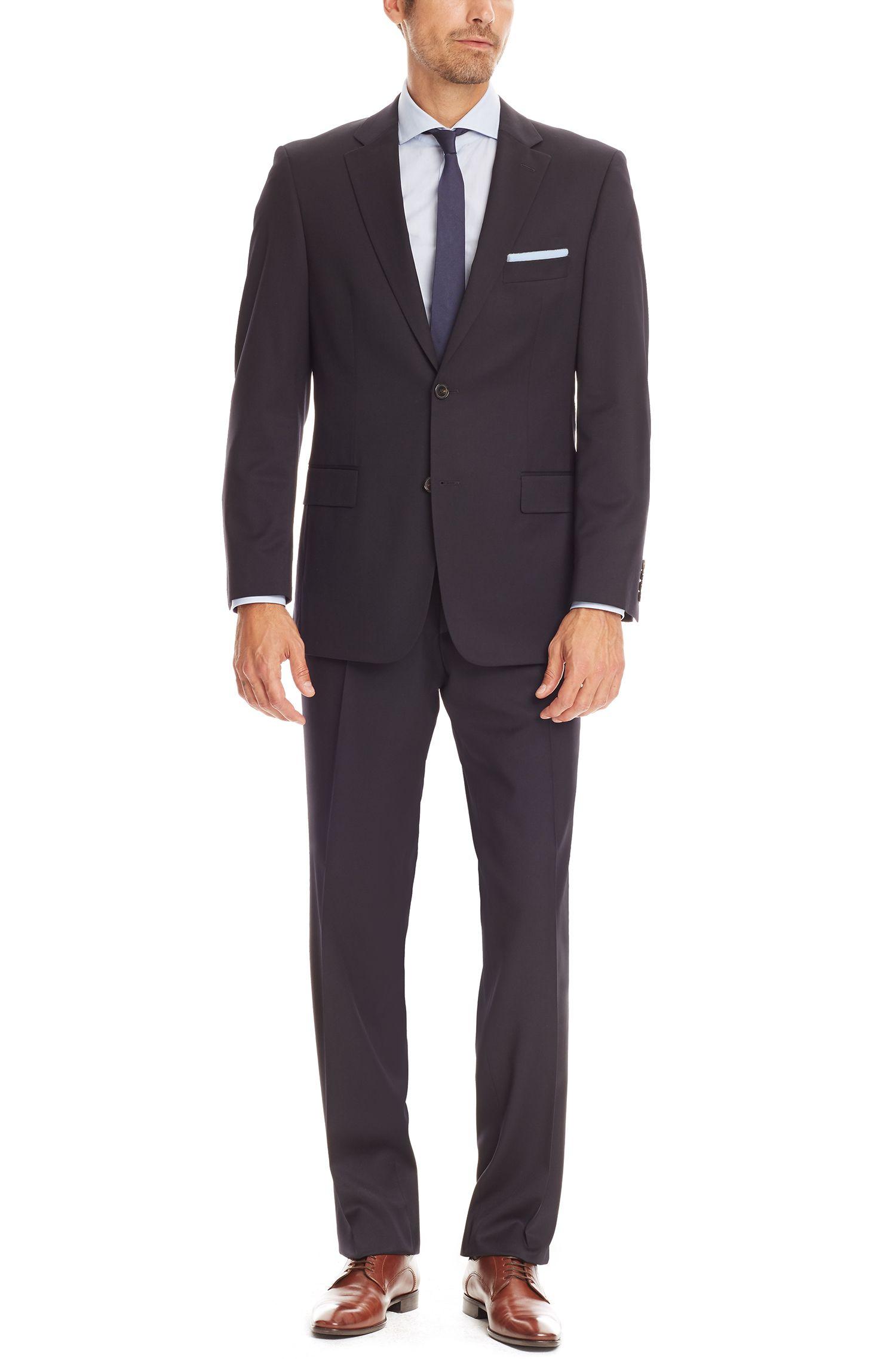 'Pasolini/Movie' | Comfort Fit, Super 100 Virgin Wool Suit