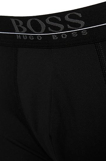 'Boxer EW BM' | Microfiber Trunk, Black