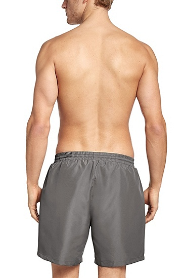 'Starfish' | Quick Dry Swim Trunks, Grey