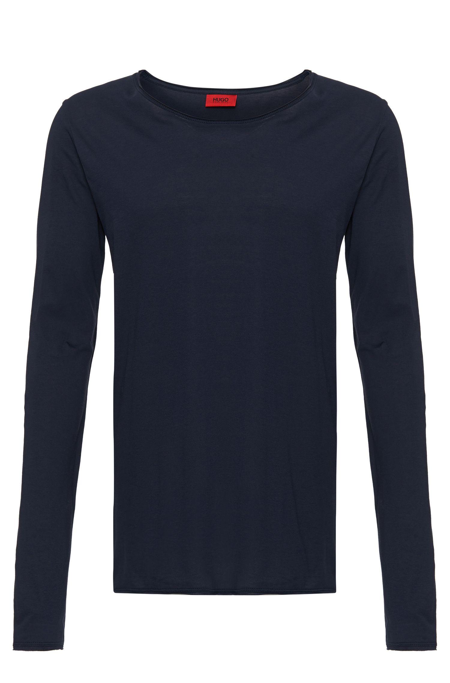 'Doops'   Supima Cotton Long Sleeve T-Shirt