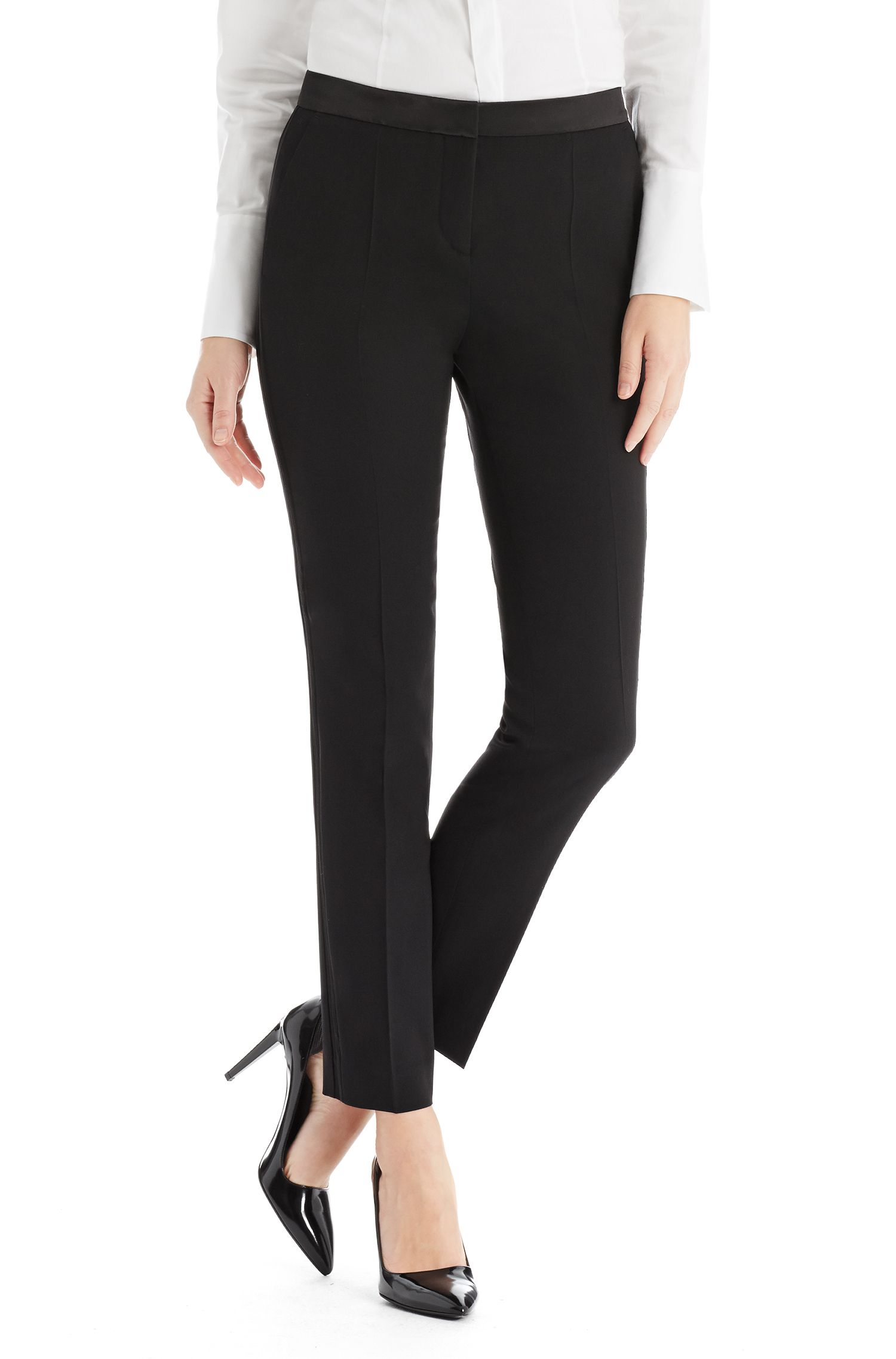 Find black dress pants at Macy's Macy's Presents: The Edit - A curated mix of fashion and inspiration Check It Out Free Shipping with $75 purchase + Free Store Pickup.