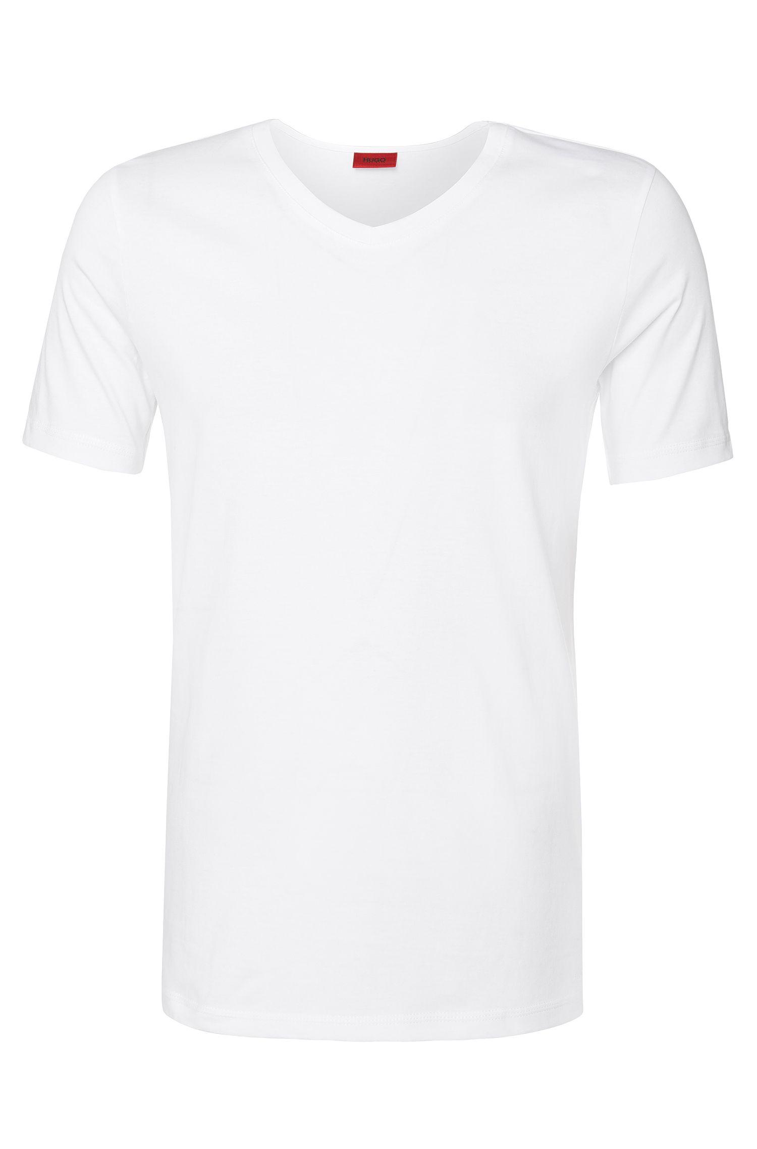 'Danny' | Cotton V-Neck T-Shirt