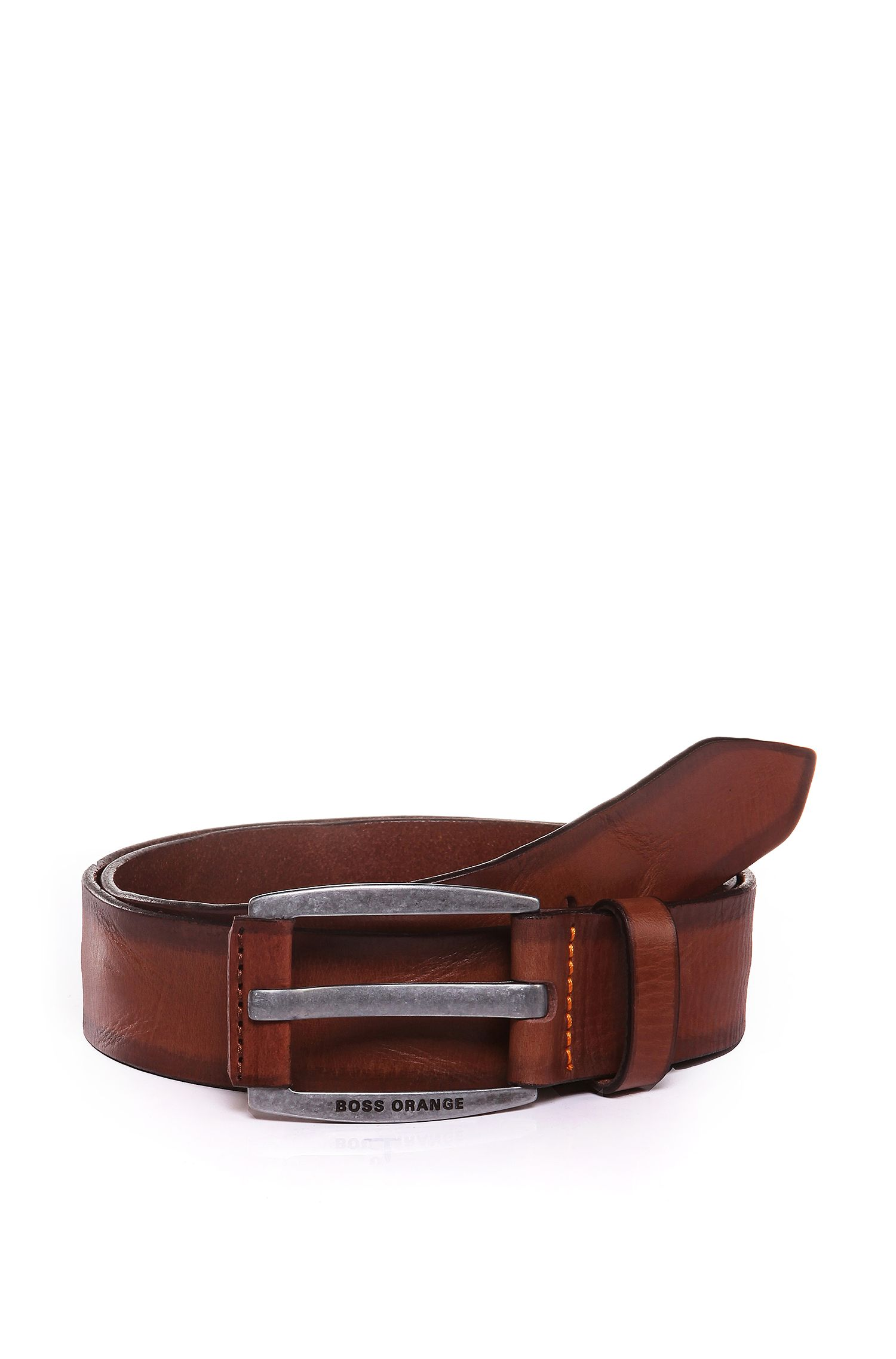 'Bakaba' | Leather Belt