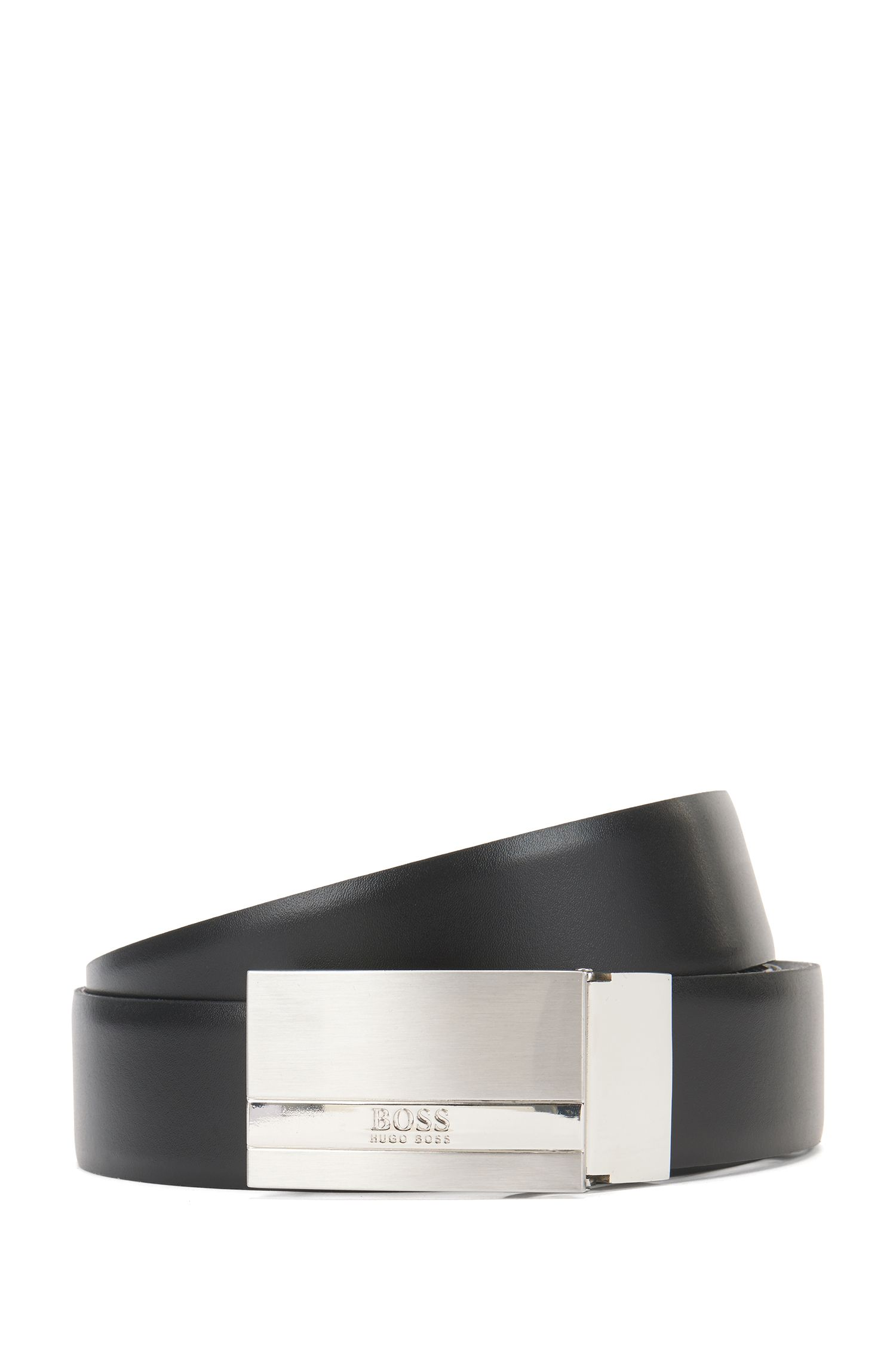 'Olintos-CN' | Reversible Leather Belt
