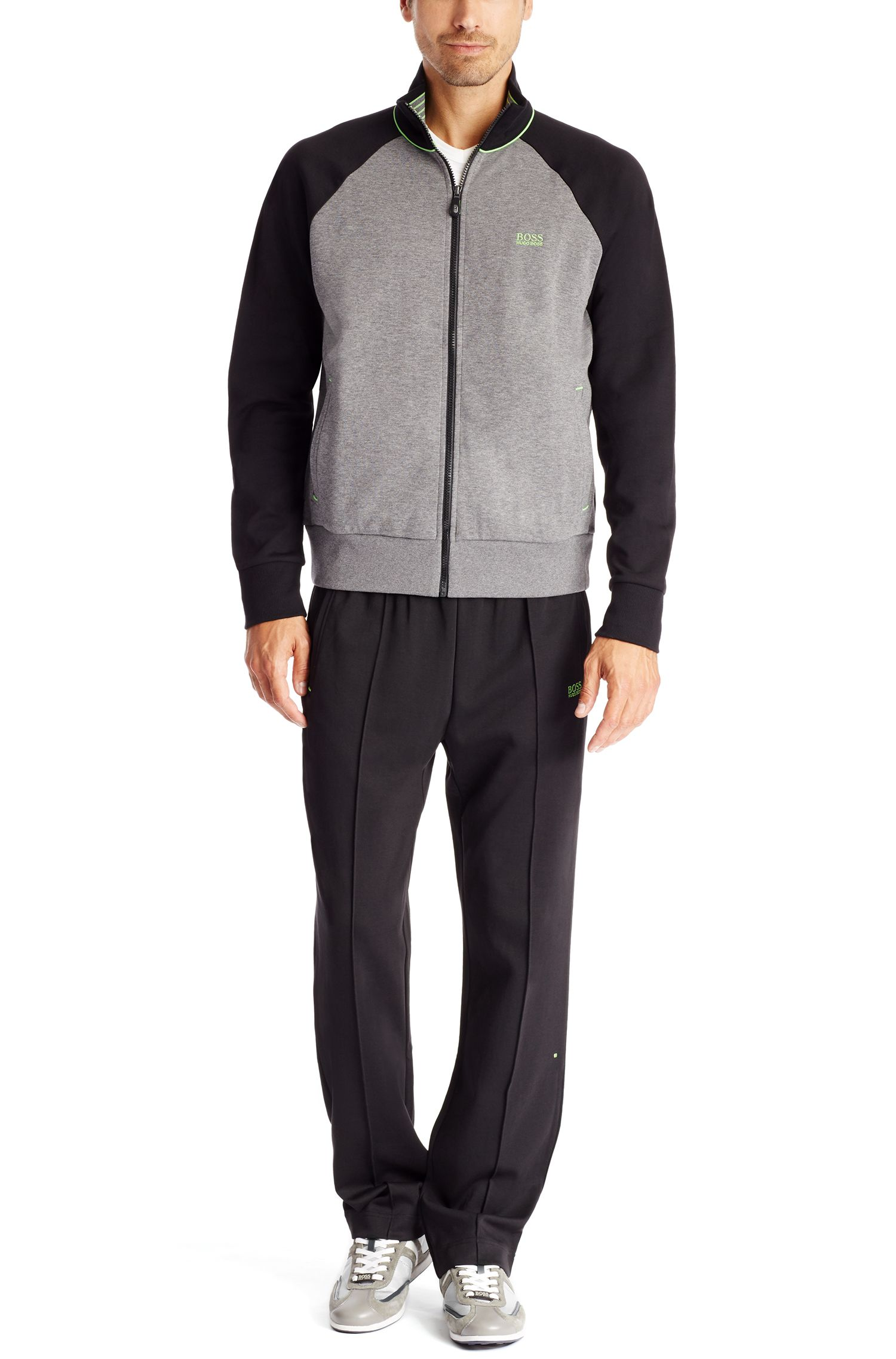 hugo boss sweatshirt. Black Bedroom Furniture Sets. Home Design Ideas