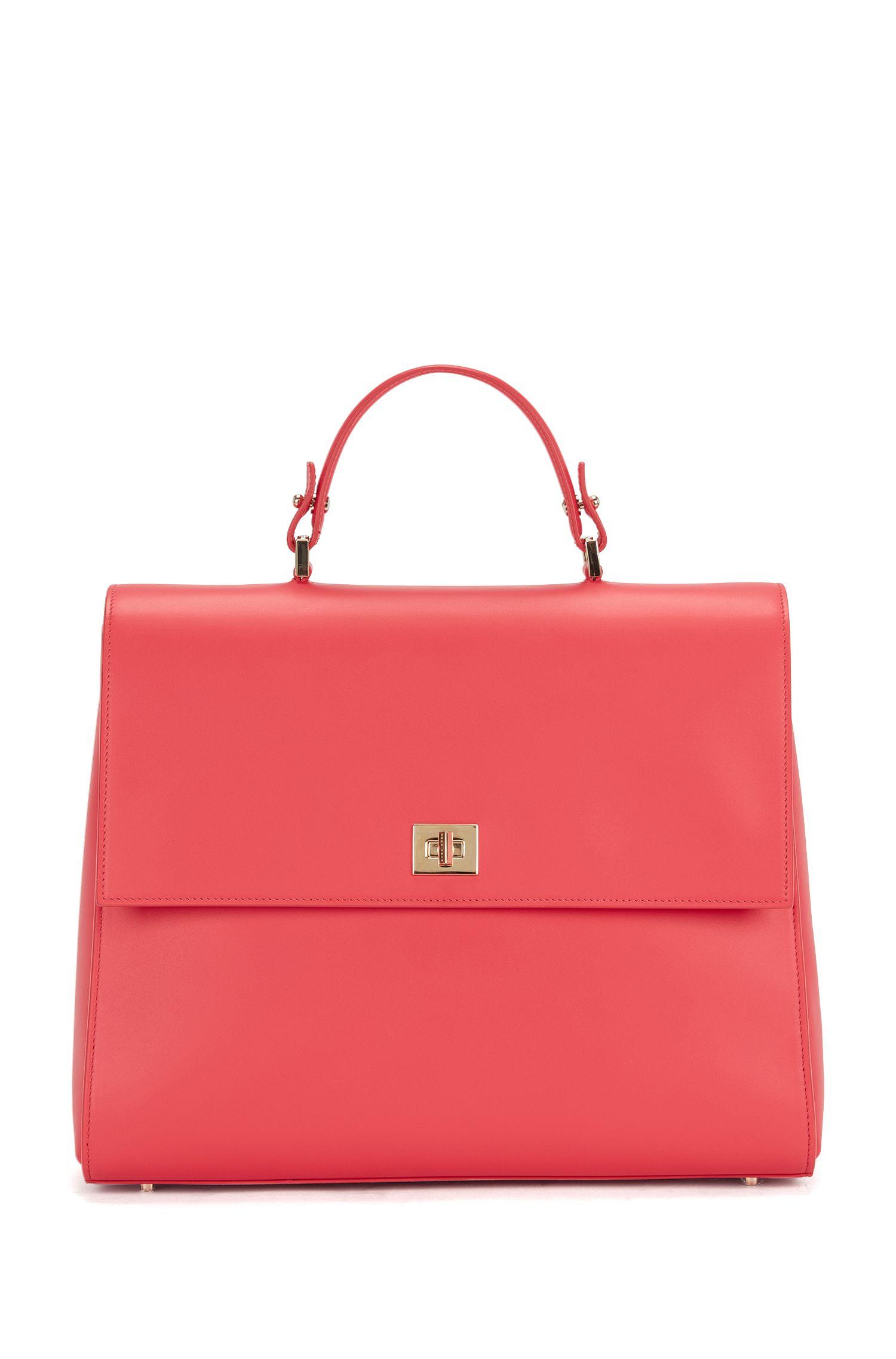 'Bespoke' | Leather Handbag, Detachable Strap