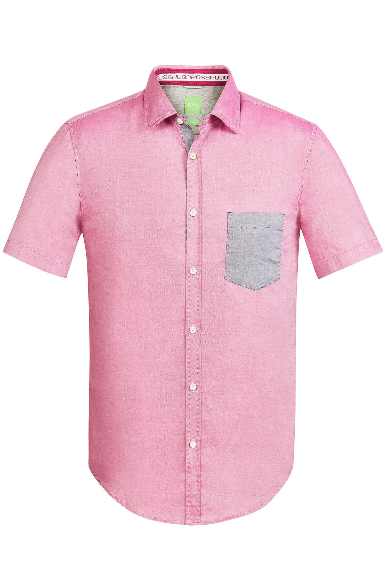 'Baloy' | Modern Fit, Cotton Oxford Button Down Shirt