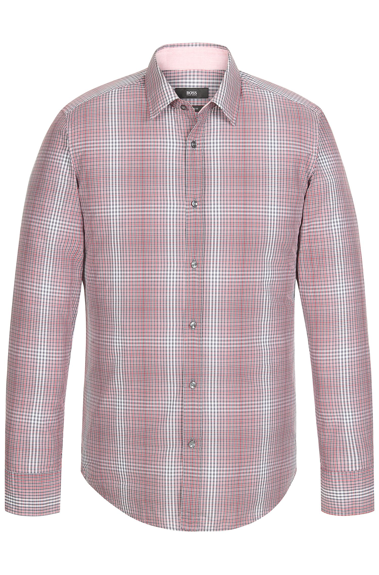 'Lukas' | Regular Fit, Cotton Button Down Shirt
