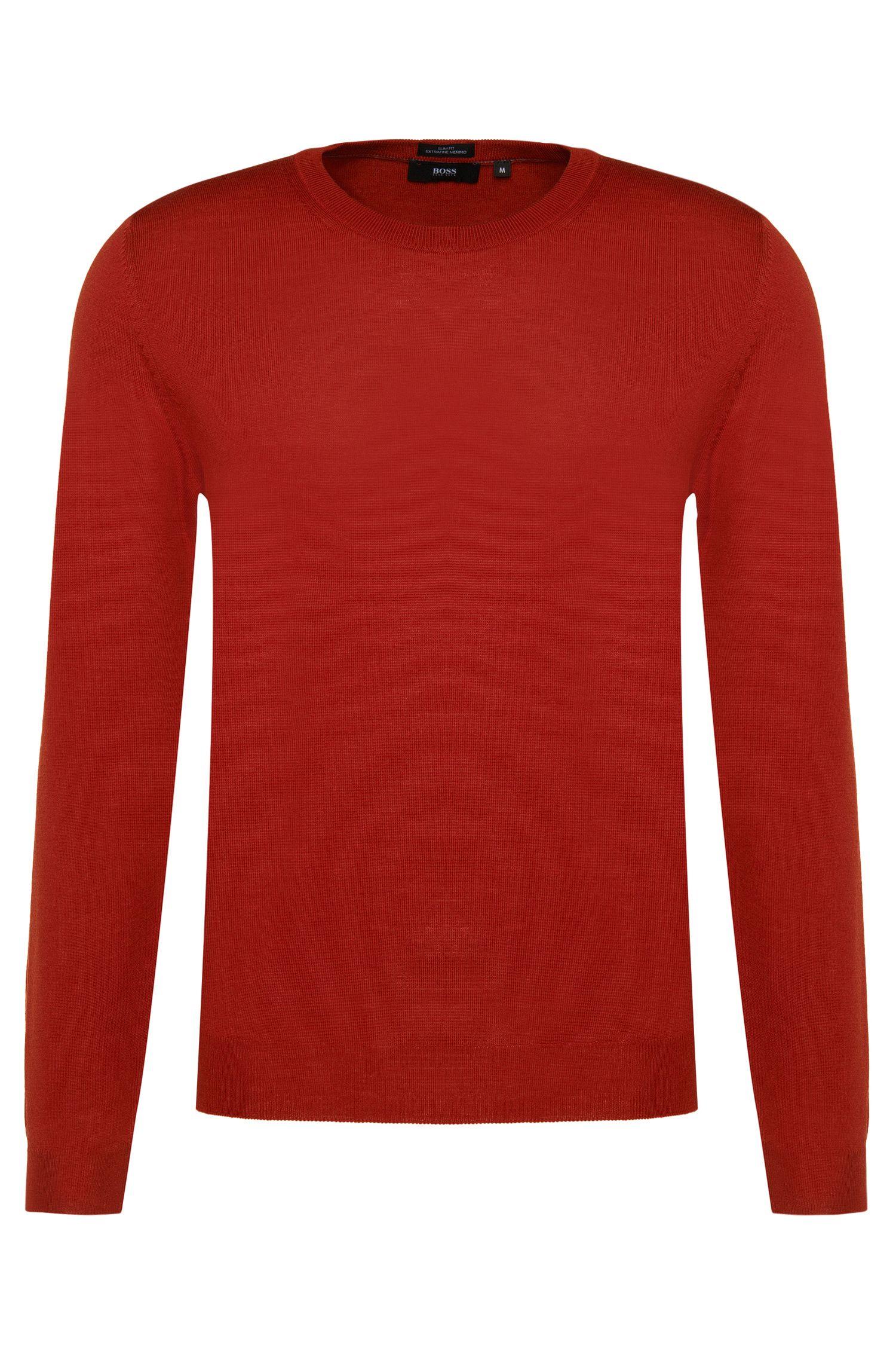 'Leno-F' | Virgin Wool Sweater