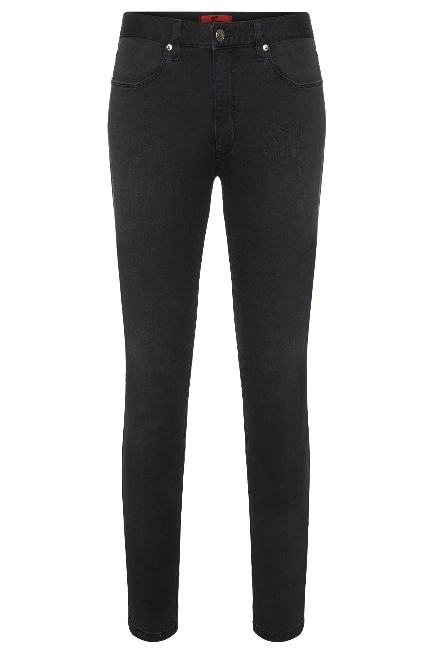 'HUGO 734' | Skinny Fit, 10.5 oz Stretch Cotton Blend Jeans