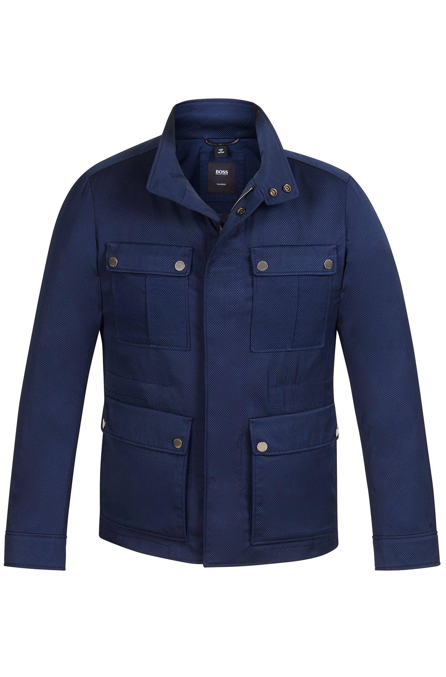 'T-Cuvent' | Tailored Field Jacket