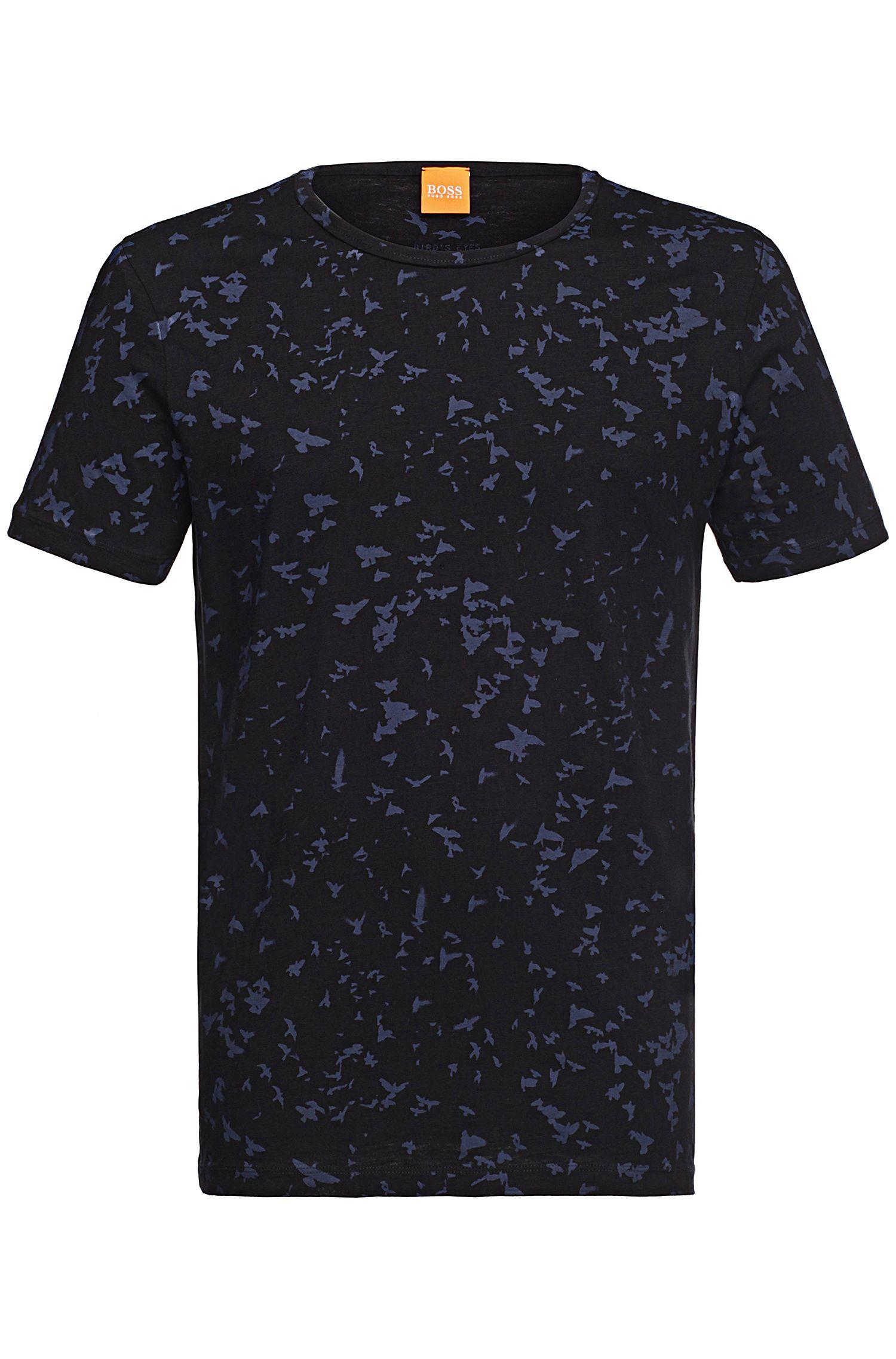 'Timmons' | Slub Cotton Bird T-Shirt